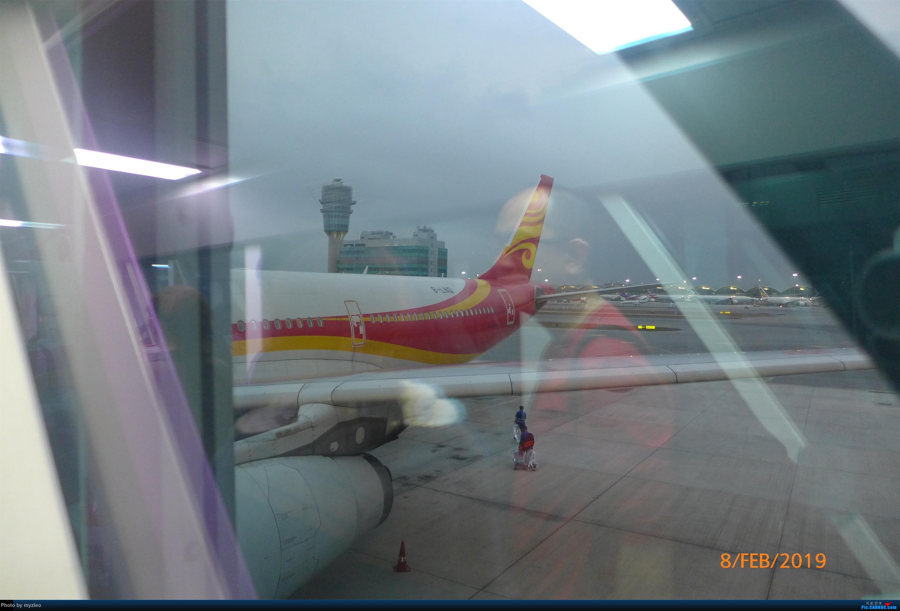 Re:[原创]【myzleo的游记4.5】十年之约(5)在香港的最后一天,搭乘港航333回沪 AIRBUS A330-300 B-LNQ 中国香港国际机场