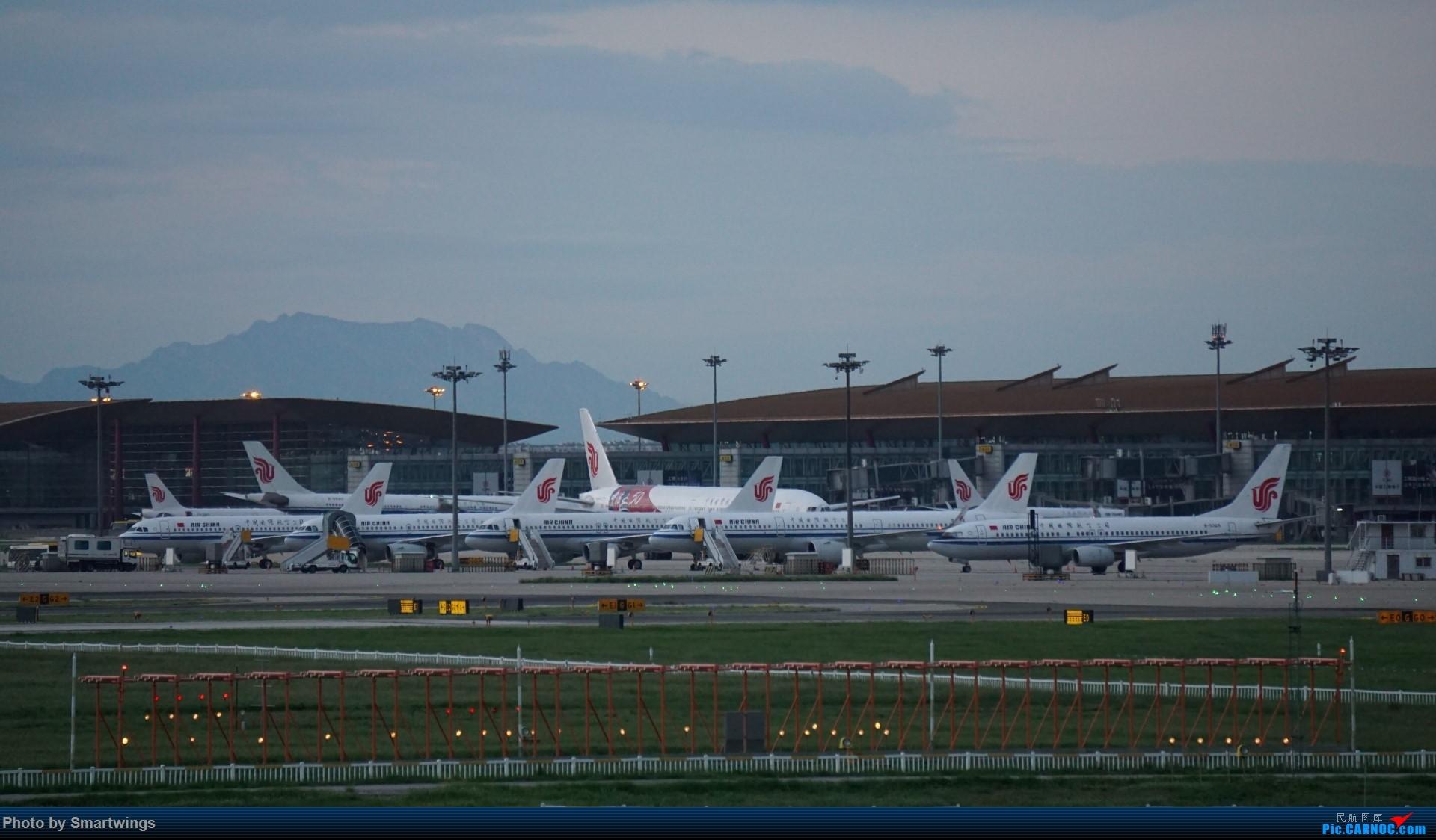 [原创]PEK大地主(一图党)    中国北京首都国际机场
