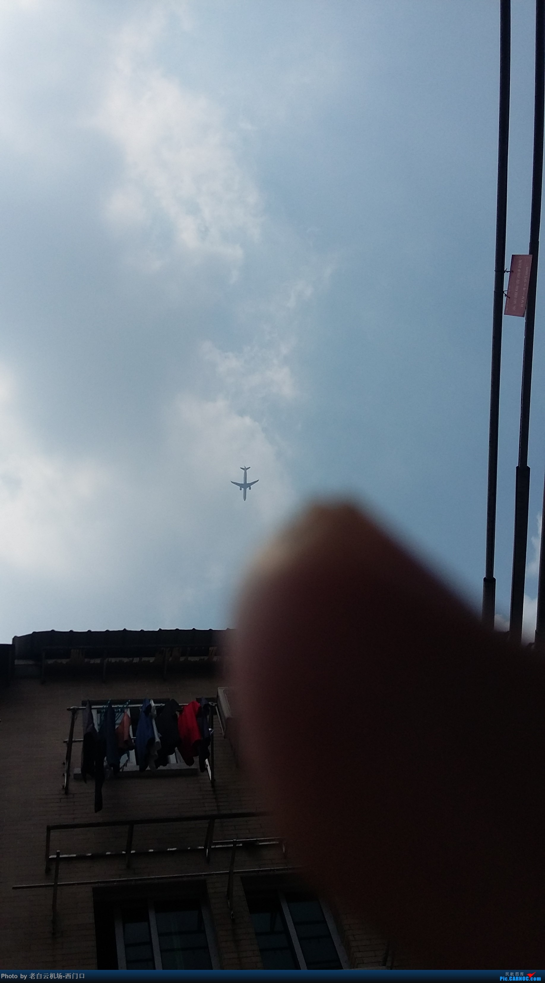 Re:我的拍飞机心情(广州) AIRBUS A330-200 不明 中国广东省广州市荔湾区龙源新街上空