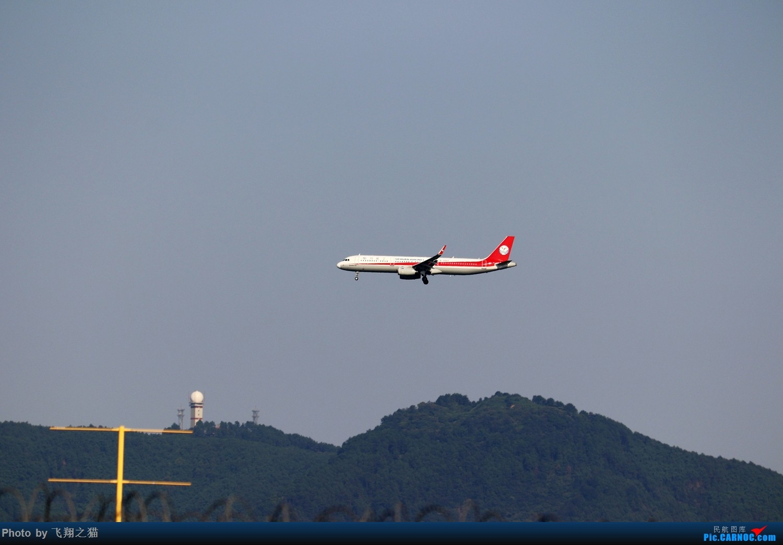 Re:[原创]CKG拍机(2019战高温2跑下滑道拍机) AIRBUS A321  重庆江北国际机场