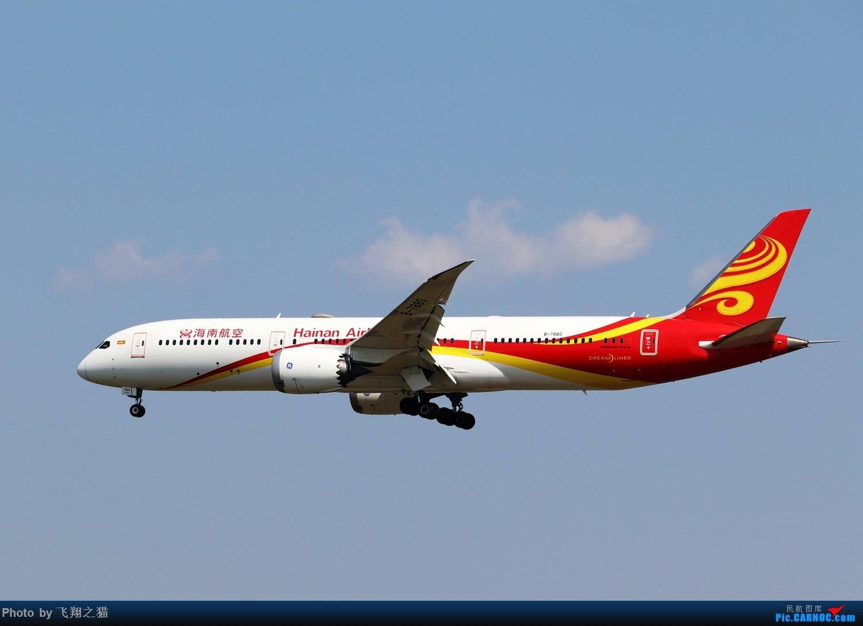 Re:[原创]CKG拍机(2019战高温2跑下滑道拍机) BOEING 787-9 B-7880 重庆江北国际机场