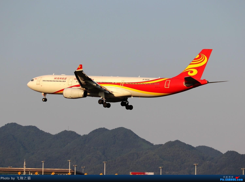 Re:[原创]CKG拍机(2019战高温2跑下滑道拍机) AIRBUS A330-300 B-5935 重庆江北国际机场