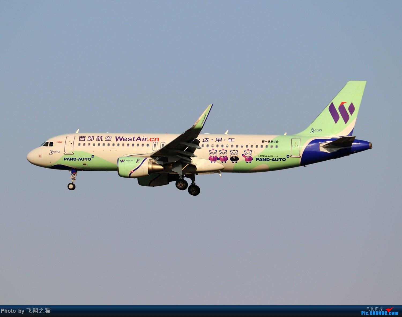 Re:[原创]CKG拍机(2019战高温2跑下滑道拍机) AIRBUS A320-200 B-9949 重庆江北国际机场