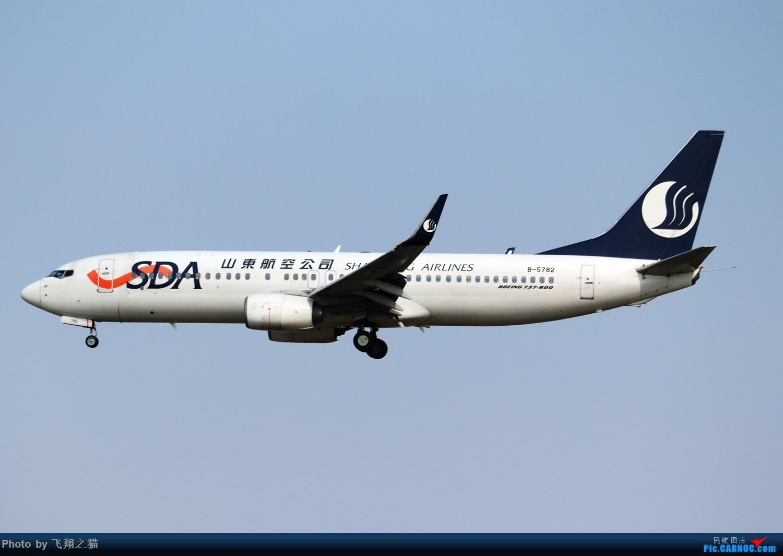 Re:[原创]CKG拍机(2019战高温2跑下滑道拍机) BOEING 737-800 B-5782 重庆江北国际机场