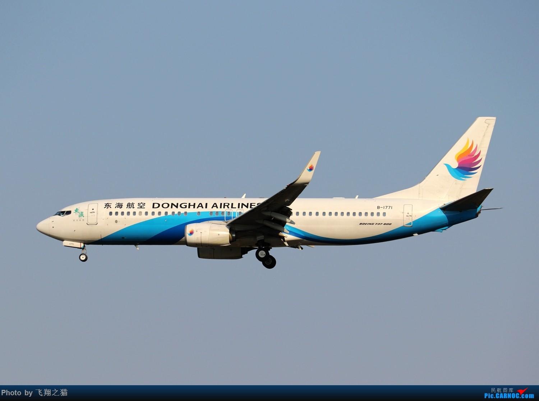 Re:[原创]CKG拍机(2019战高温2跑下滑道拍机) BOEING 737-800 B-1771 重庆江北国际机场