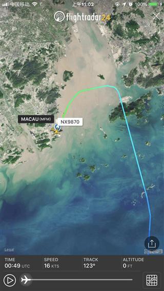 Re:空中俯瞰HKG香港赤鱲角机场