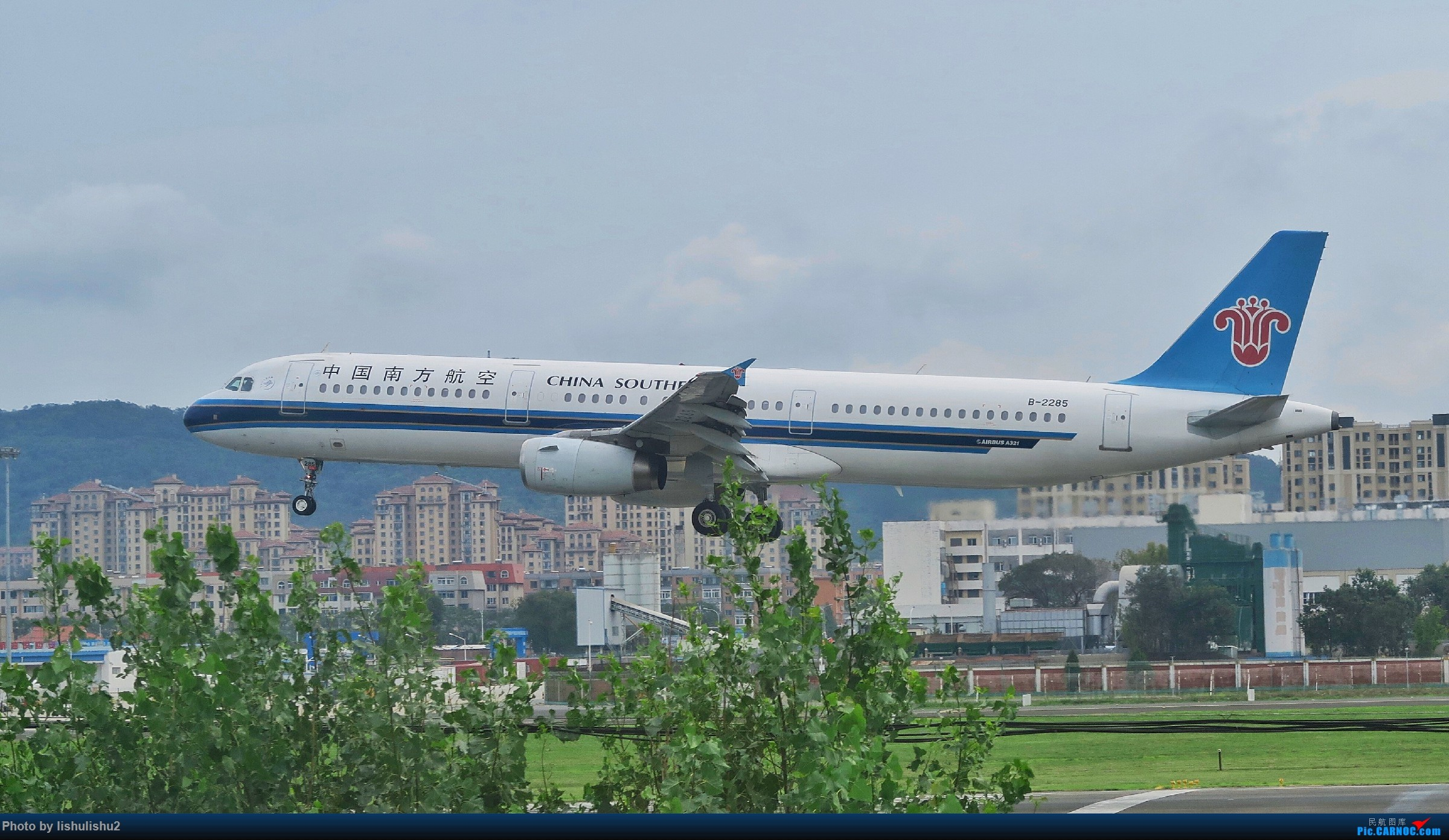 Re:[原创]【DLC】190820 拍机,可以放松身心 AIRBUS A321-200 B-2285 ZYTL