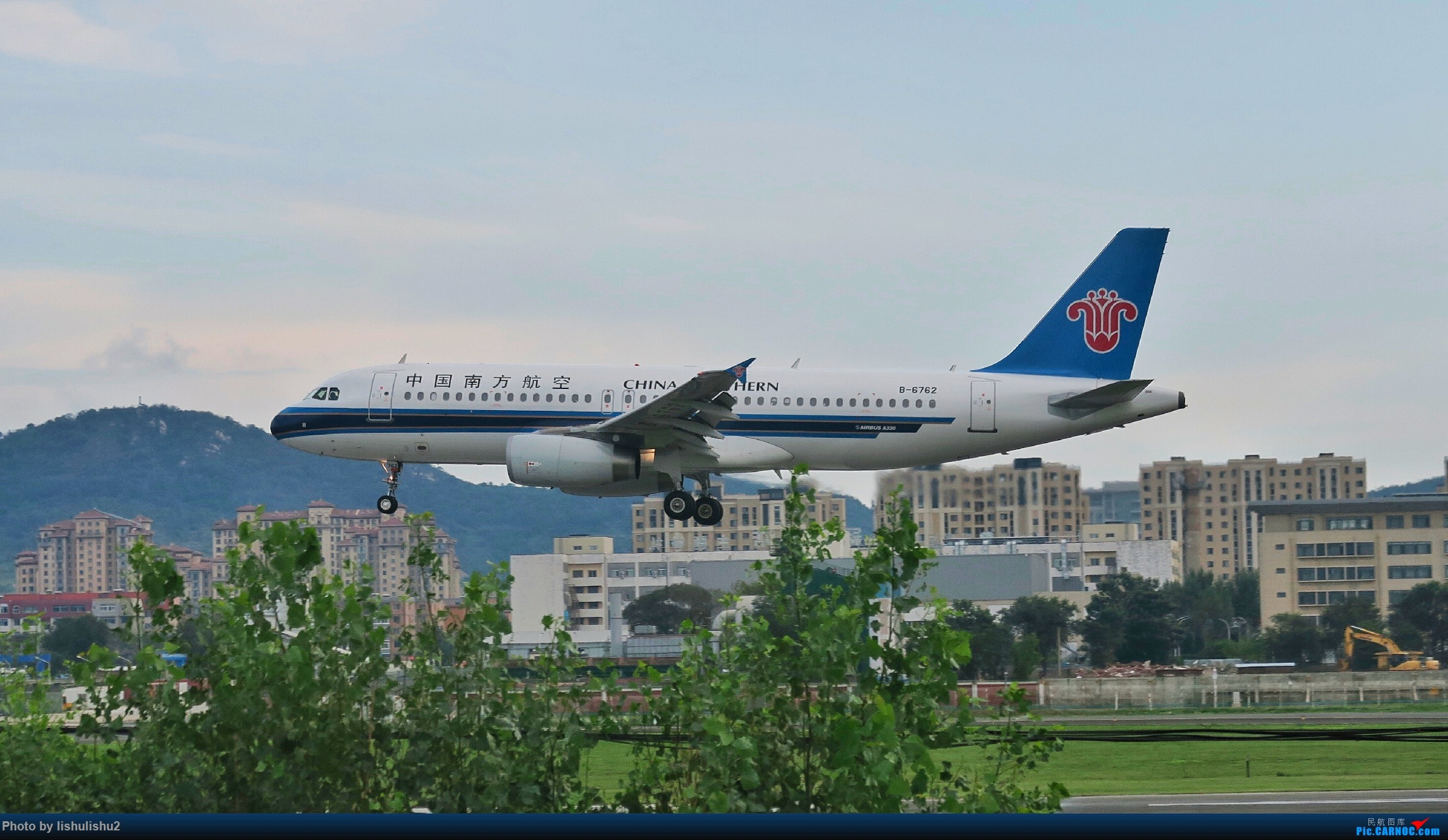 Re:[原创]【DLC】190820 拍机,可以放松身心 AIRBUS A320-200 B-6762 ZYTL