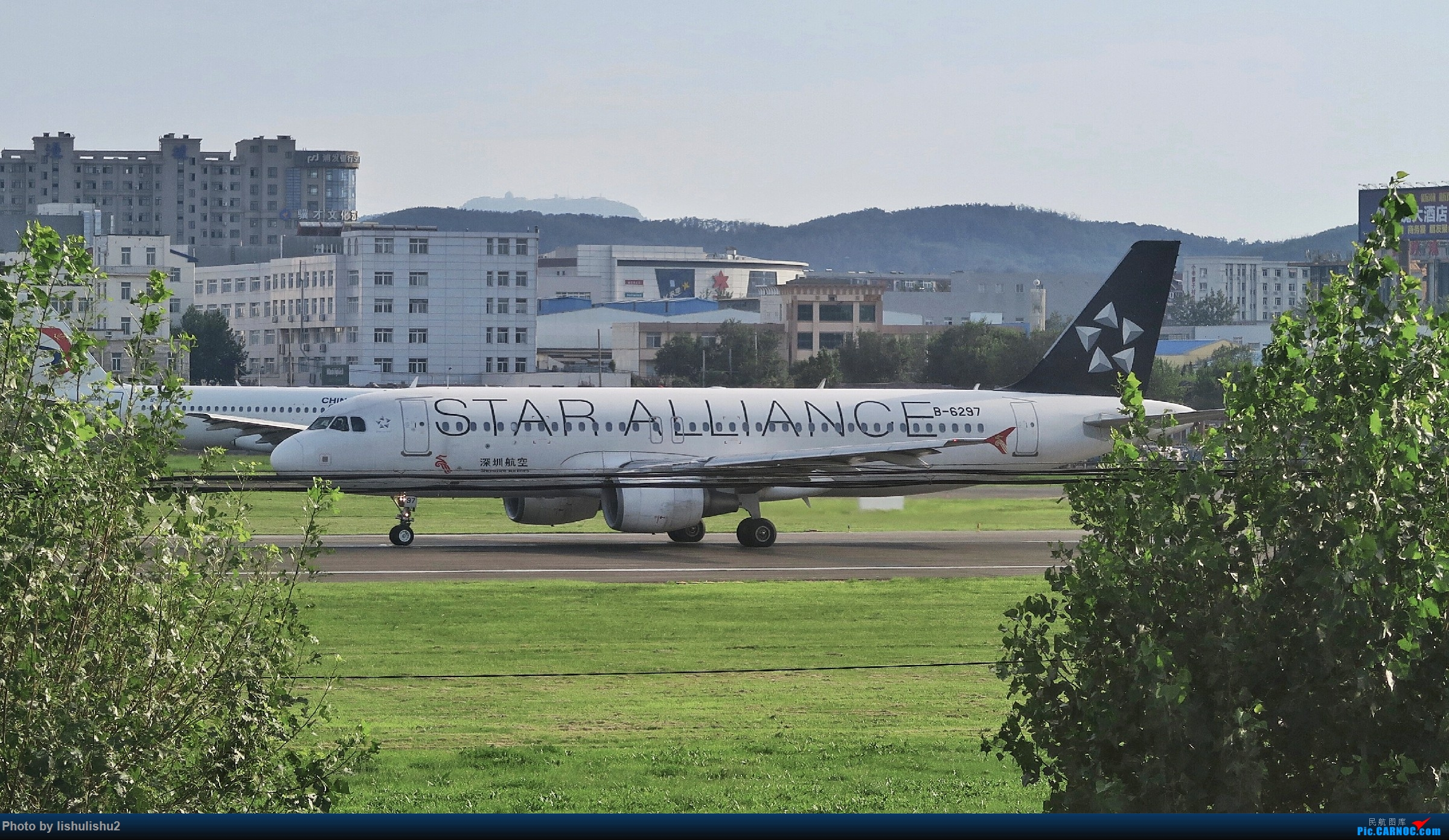 Re:[原创]【DLC】190820 拍机,可以放松身心 AIRBUS A320-200 B-6297 ZYTL