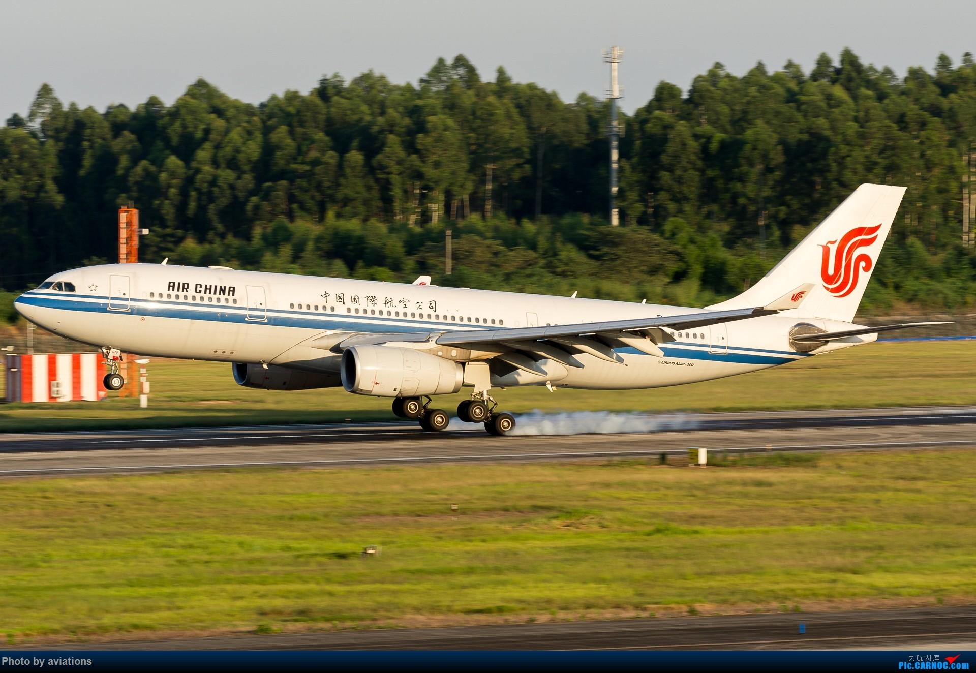 Re:[原创][CTU]日落前的余晖 AIRBUS A330-200 B-6070 中国成都双流国际机场