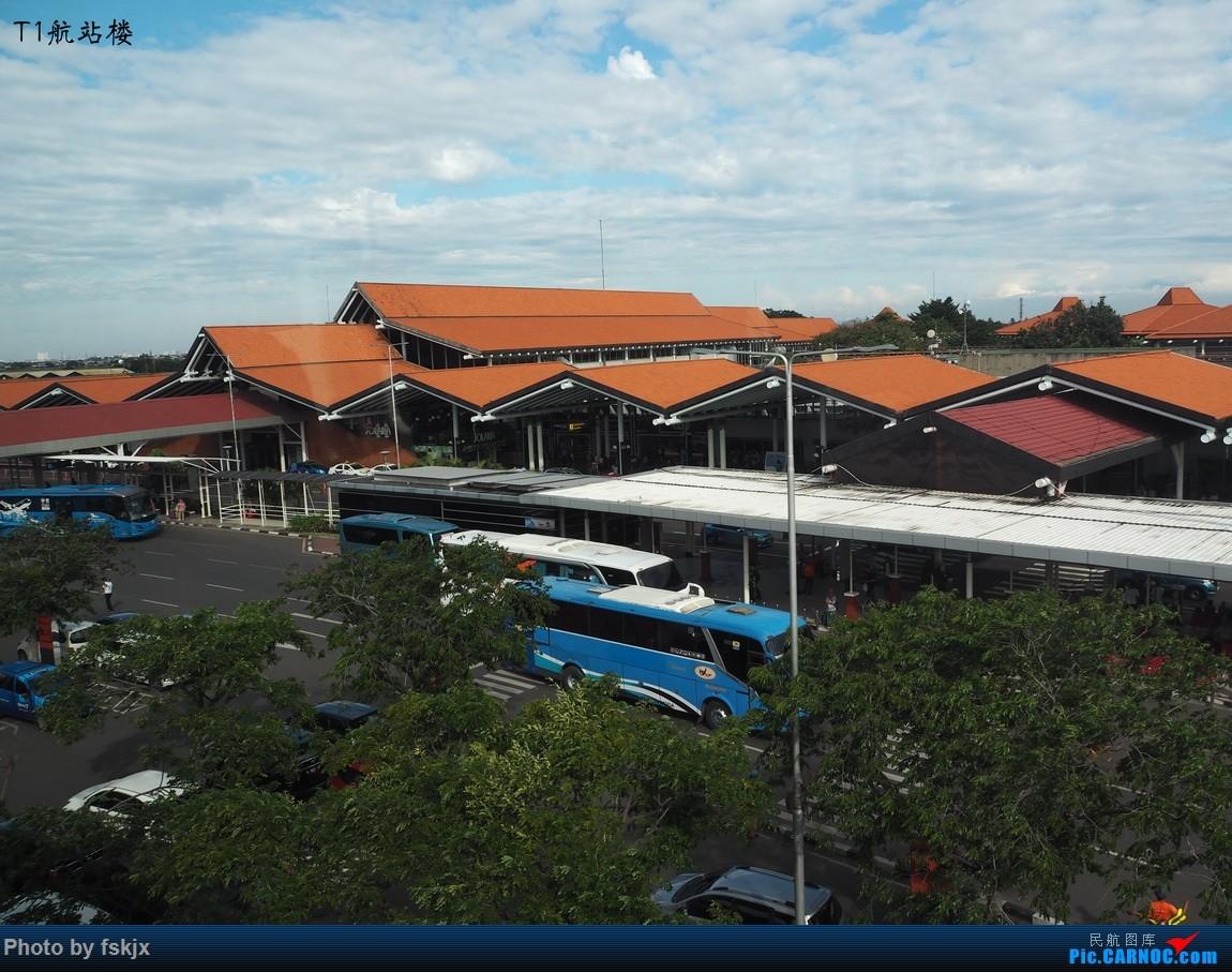 【fskjx的飞行游记☆73】赤道之南—雅加达·巴厘岛 BOEING 737MAX-8 PK-LQJ 印度尼西亚雅加达苏加诺-哈达国际机场 印度尼西亚雅加达苏加诺-哈达国际机场