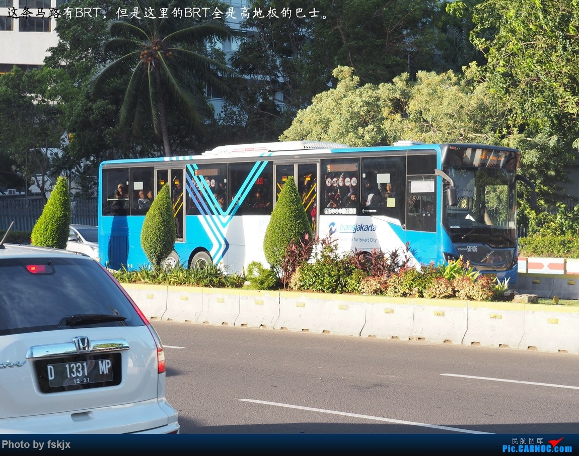 【fskjx的飞行游记☆73】赤道之南—雅加达·巴厘岛