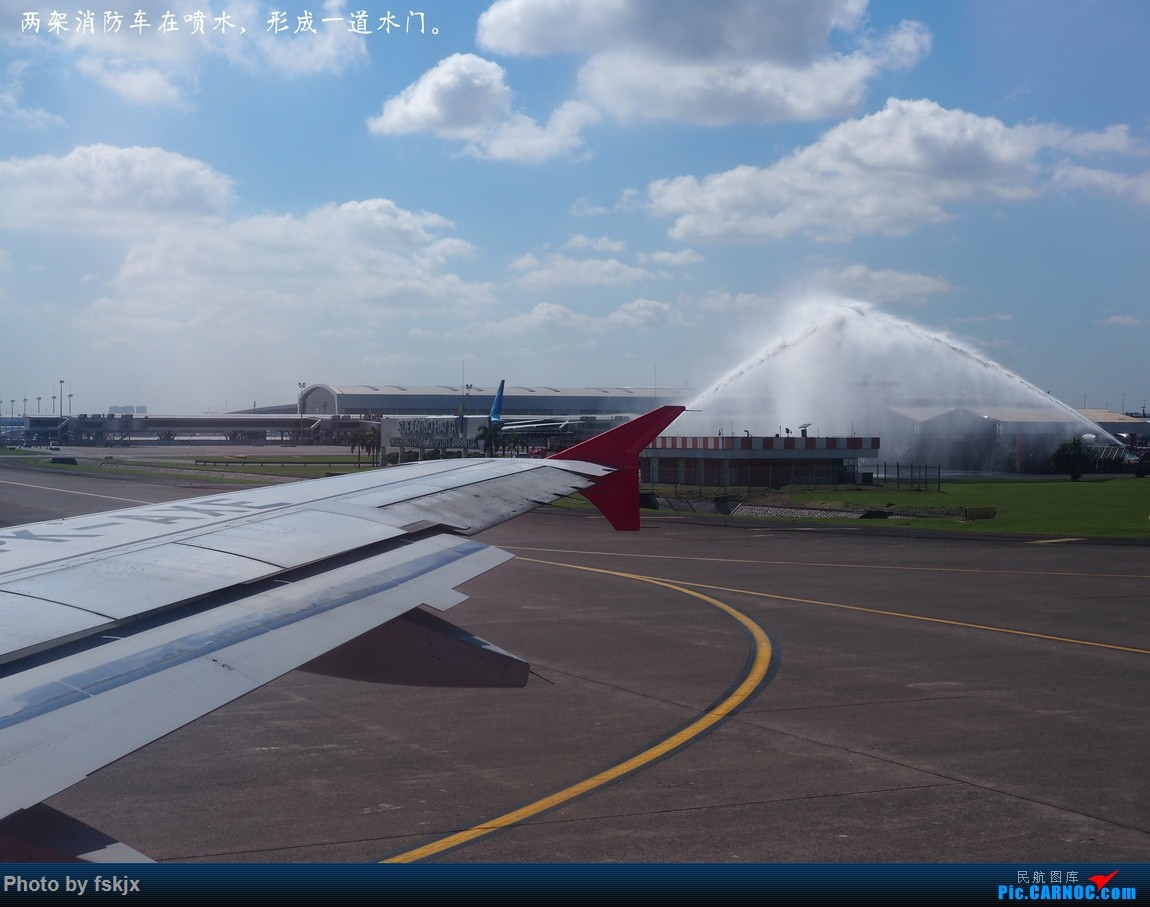 【fskjx的飞行游记☆73】赤道之南—雅加达·巴厘岛 BOEING 737-800 PK-LDG 印度尼西亚雅加达苏加诺-哈达国际机场 印度尼西亚雅加达苏加诺-哈达国际机场