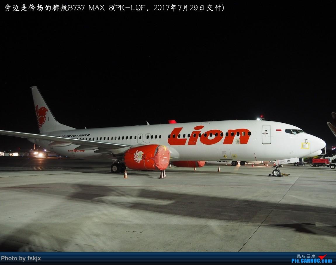 【fskjx的飛行游記☆73】赤道之南—雅加達·巴厘島