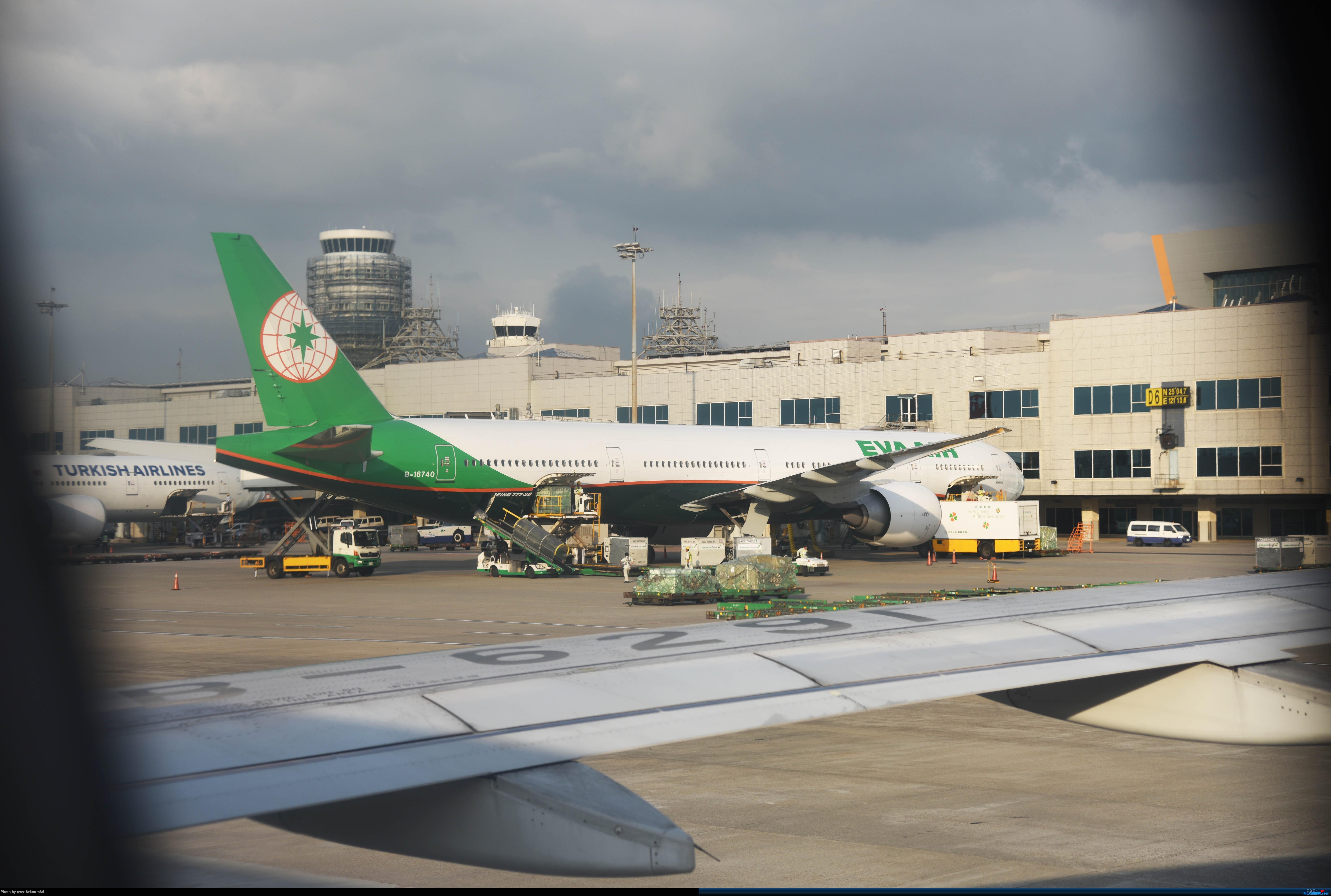 Re:[原创]台北(TSA、TPE)拍机分享 BOEING 777-300ER B-16740 台湾桃园国际机场