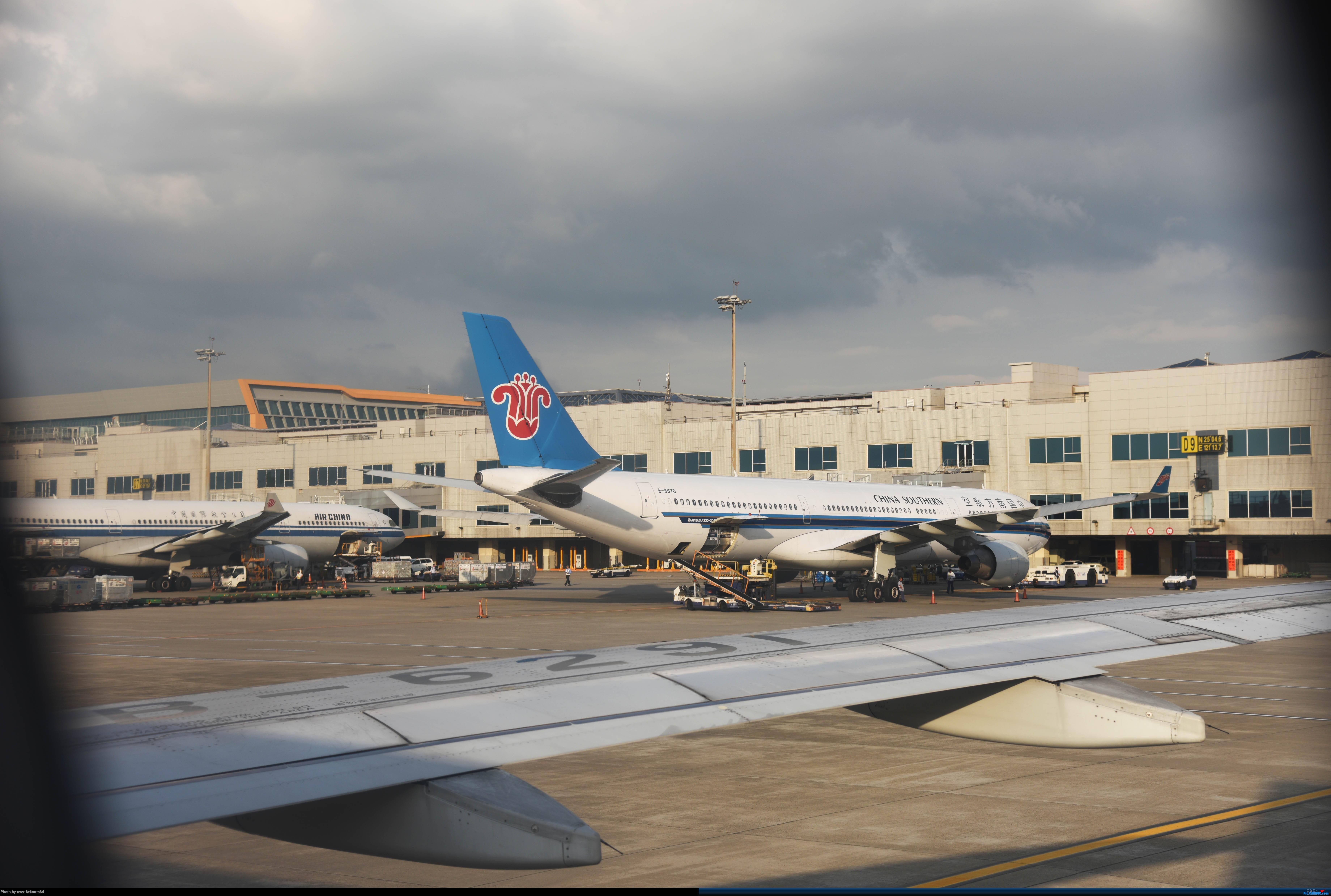 Re:[原创]台北(TSA、TPE)拍机分享 AIRBUS A330-300 B-8870 台湾桃园国际机场