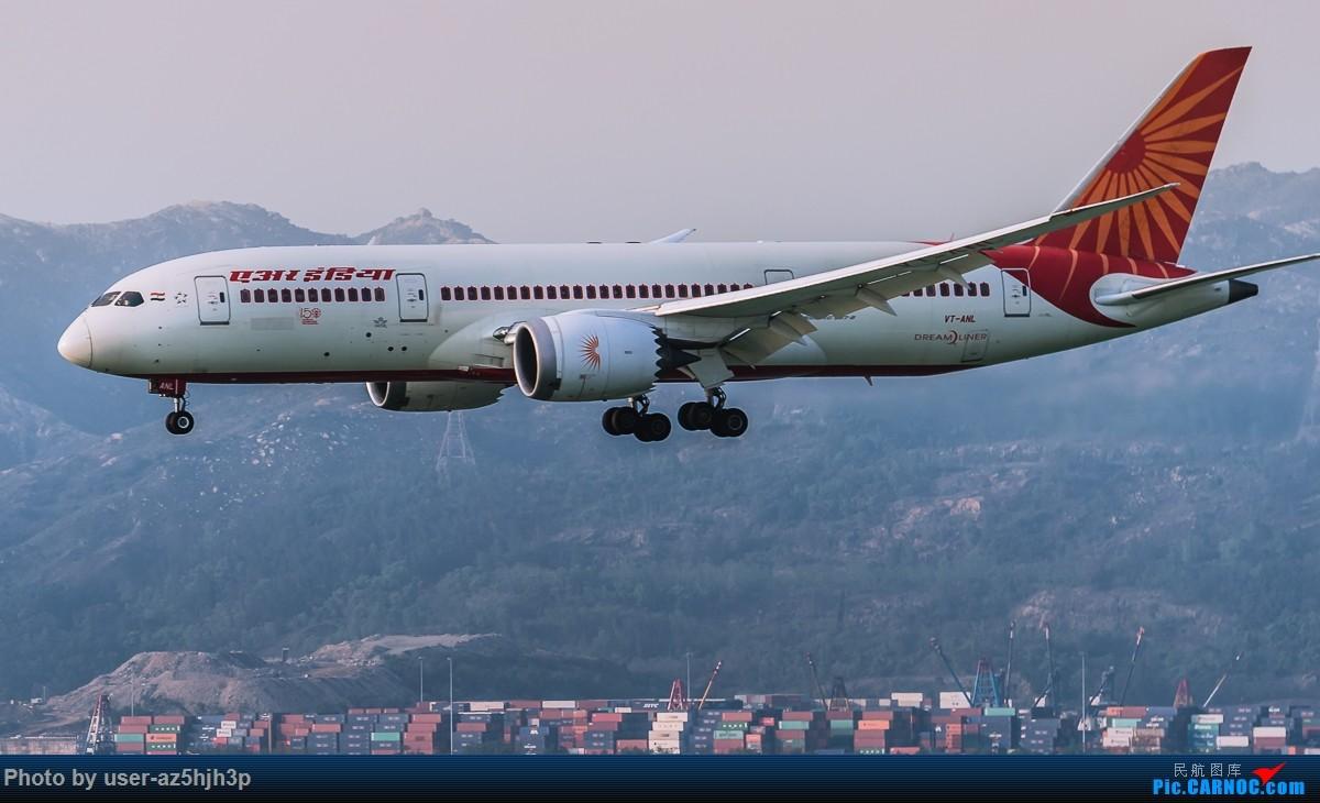 Re:[原创]无题 BOEING 787-8 VT-ANL 香港国际机场