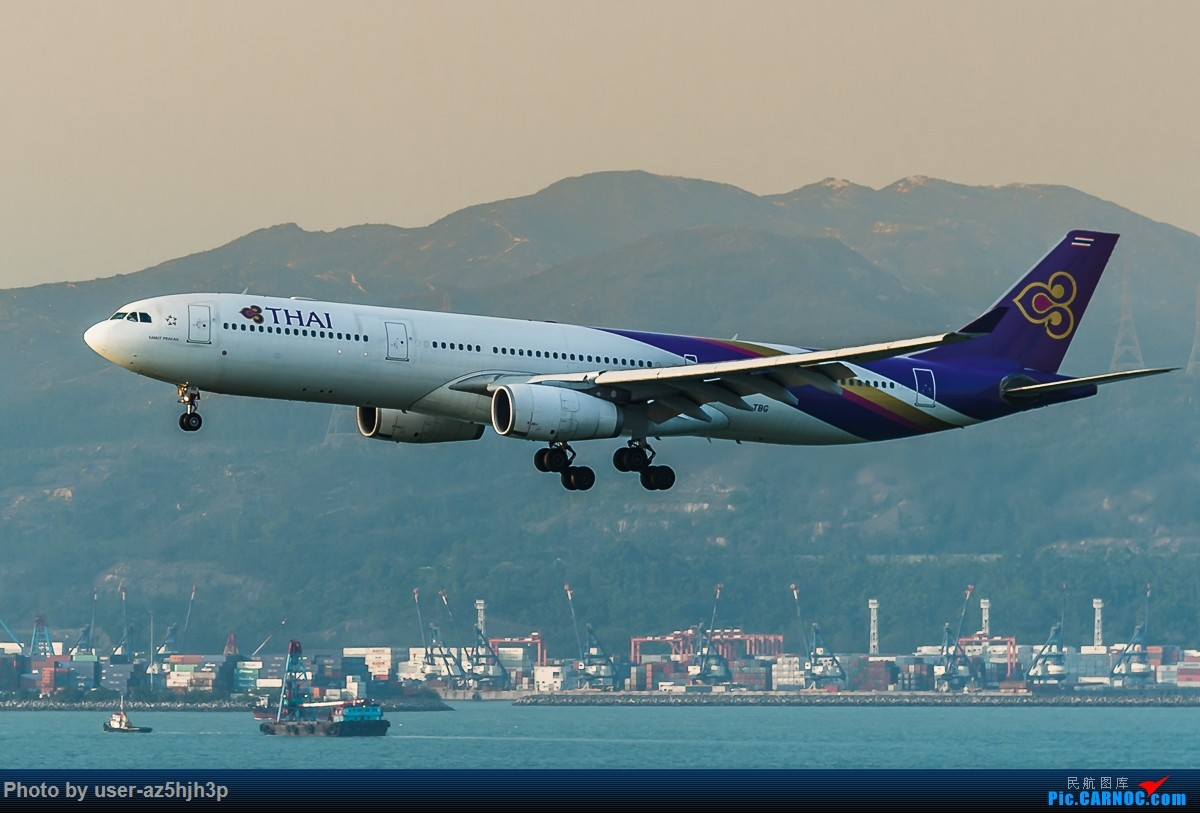Re:[原创]无题 AIRBUS A330-300 HS-TBG 香港国际机场