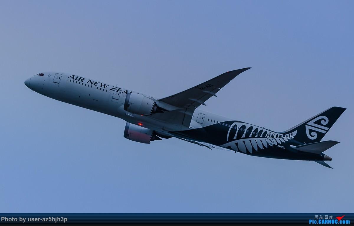 Re:[原创]无题 BOEING 787-9 ZX-NZL 香港国际机场