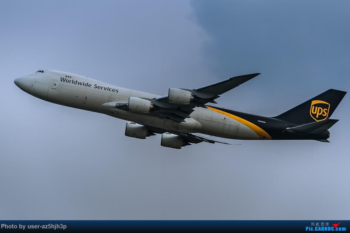Re:[原创]无题 BOEING 747-8F N609UP 香港国际机场