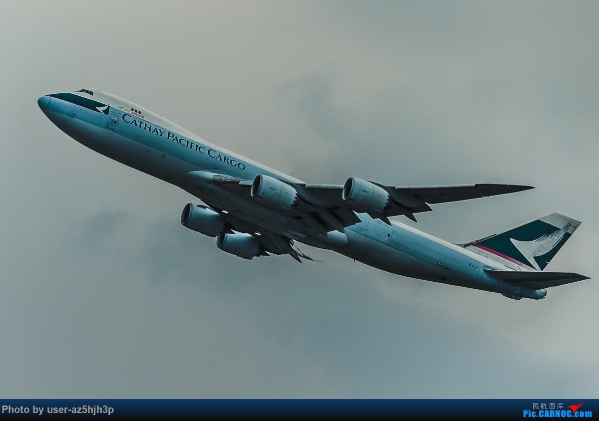 Re:[原创]无题 BOEING 747-8I B-LJI 香港国际机场