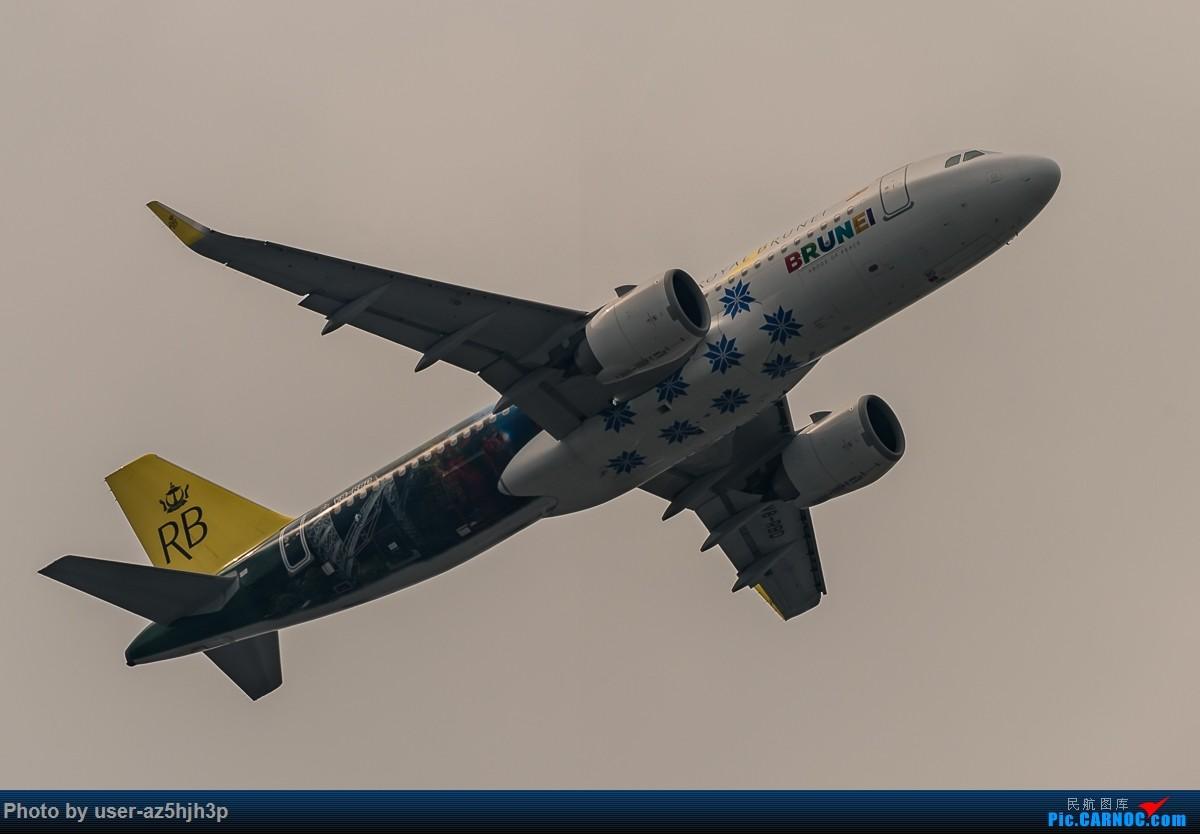Re:[原创]无题 AIRBUS A320-200 V8-RBD 香港国际机场
