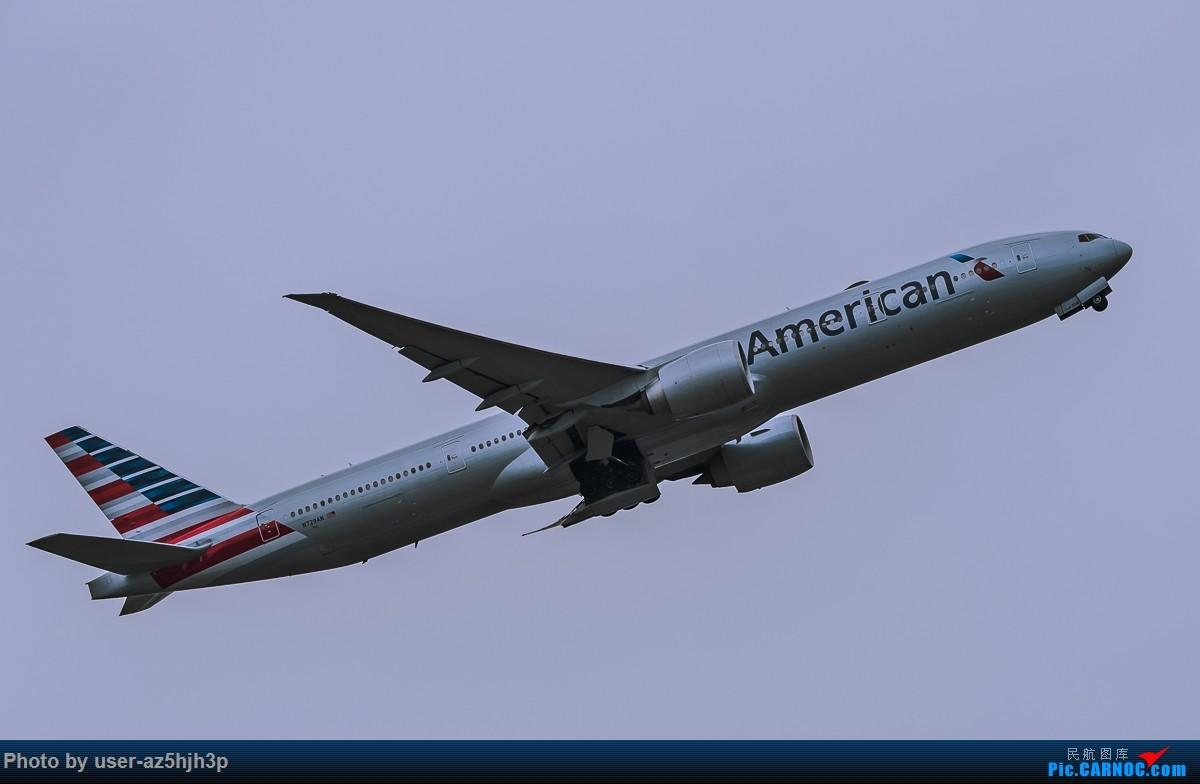 Re:[原创]无题 B777-300 N729AN 香港国际机场