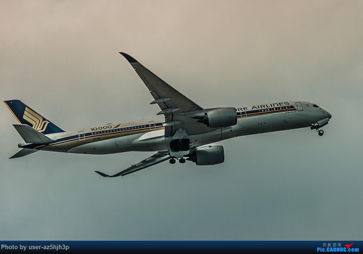 Re:[原创]无题 AIRBUS A350-900 9V-SMF 香港国际机场