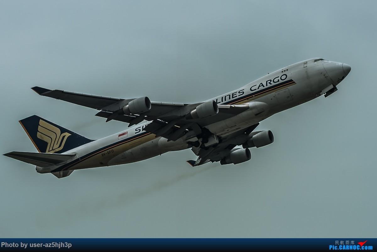 Re:[原创]无题 BOEING 747-400 9V-SFO 香港国际机场