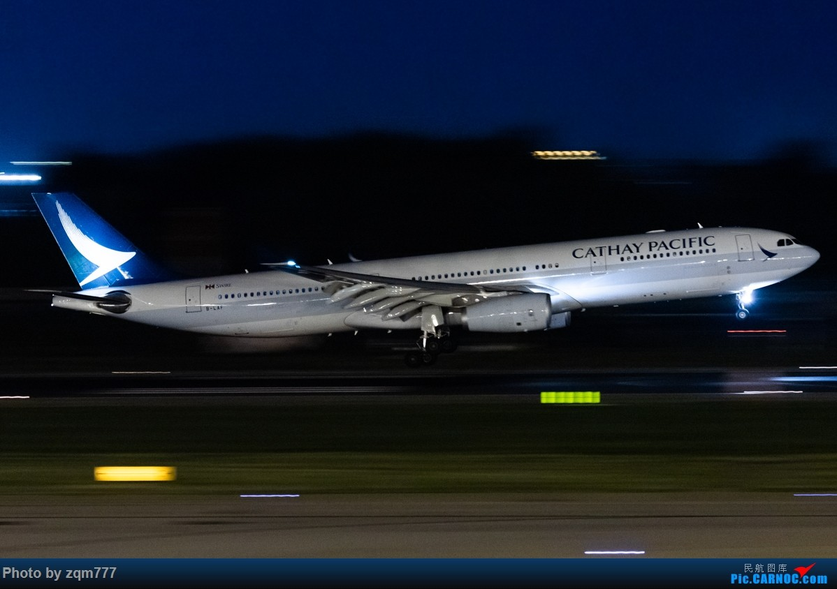 Re:[原创]【PEK】北京拍机杂图 AIRBUS A330-300 B-LAF 中国北京首都国际机场