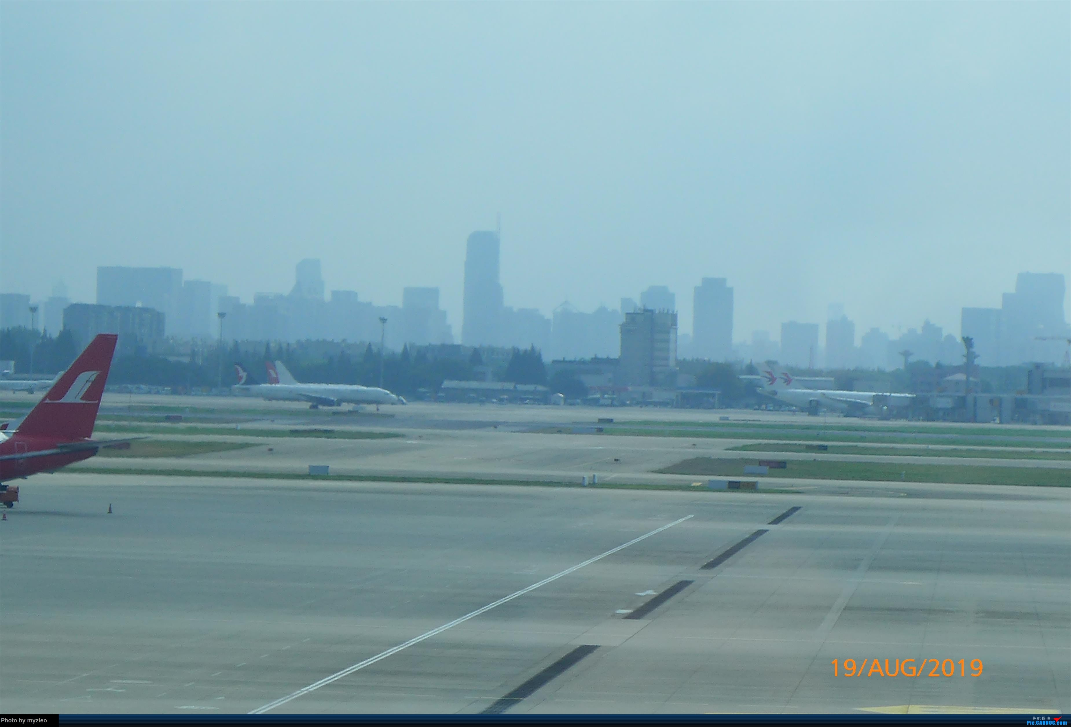 Re:[原创]【myzleo的游记5.1】梦圆一九(1)首搭国航359,北京城里到处走 BOEING 777-300ER B-2039 中国上海虹桥国际机场 中国上海虹桥国际机场