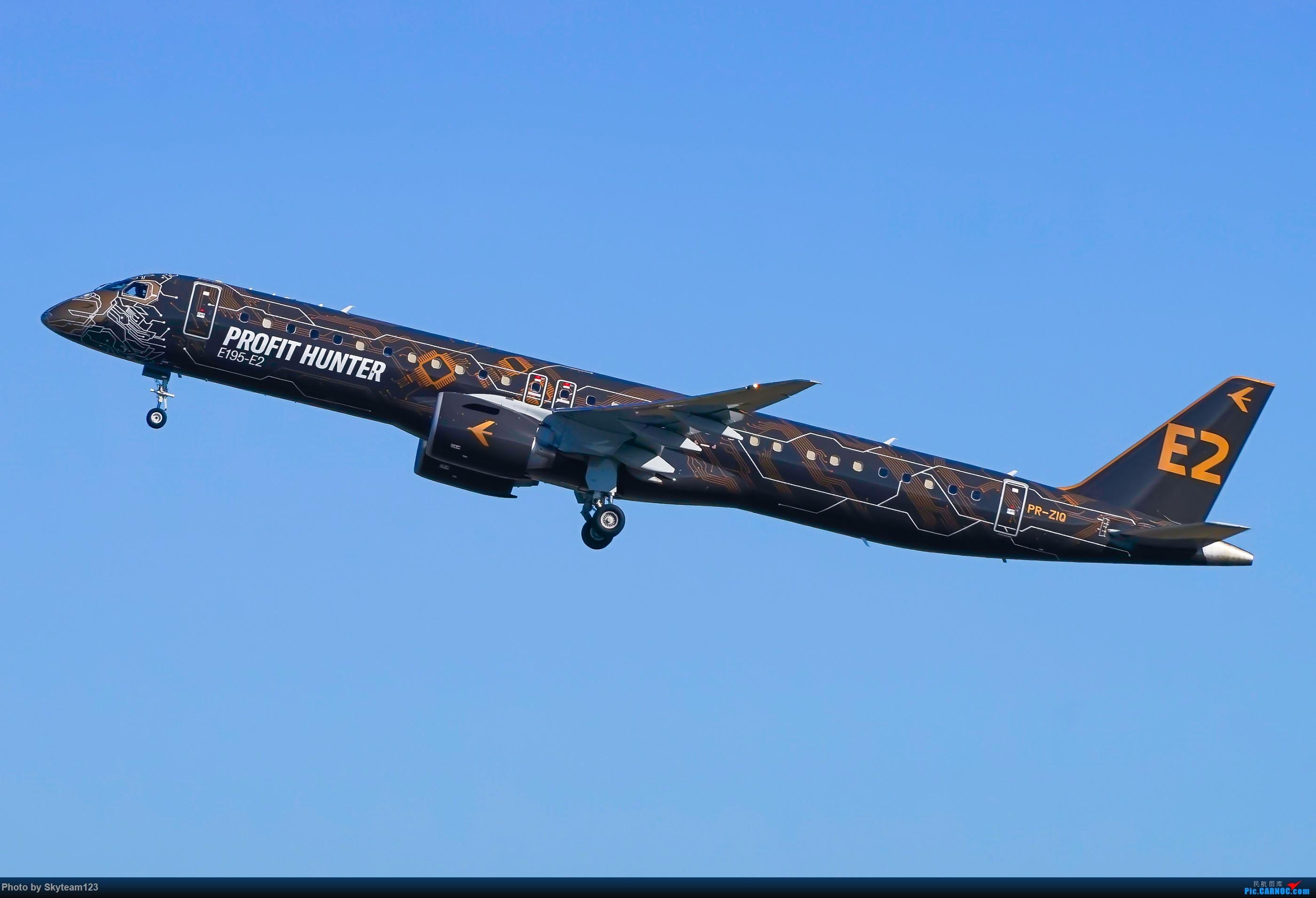 Re:[原创]【SYD】近期宽体精选杂图 EMBRAER E195-E2 PR-ZIQ 澳大利亚悉尼金斯福德·史密斯机场