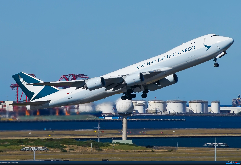 Re:[原创]【SYD】近期宽体精选杂图 BOEING 747-8F B-LJC 澳大利亚悉尼金斯福德·史密斯机场