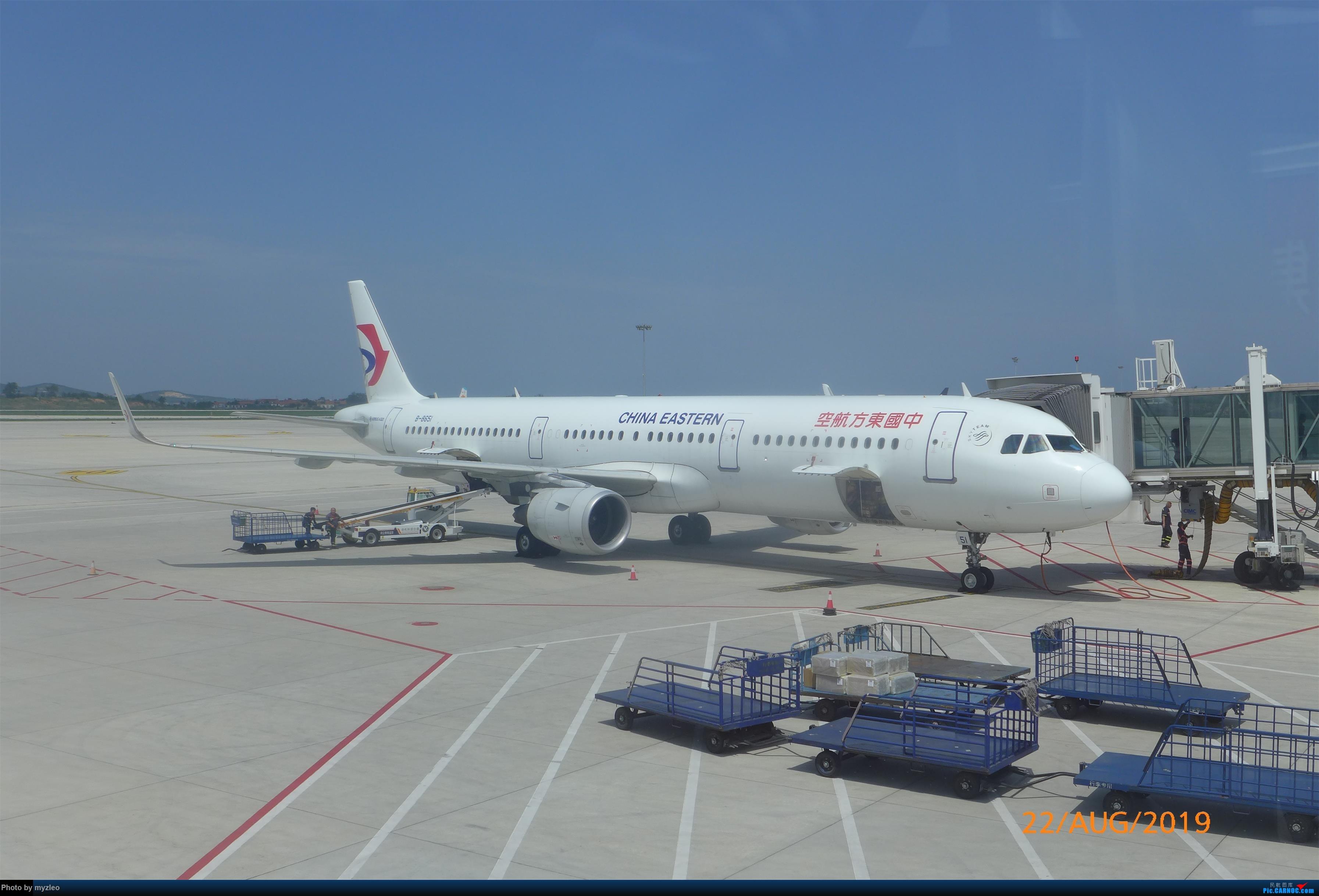 Re:[原创]【myzleo的游记5.2】梦圆一九(2)首访南苑把梦圆,初搭巴航连新缘 AIRBUS A321-200 B-8651 中国北京南苑机场