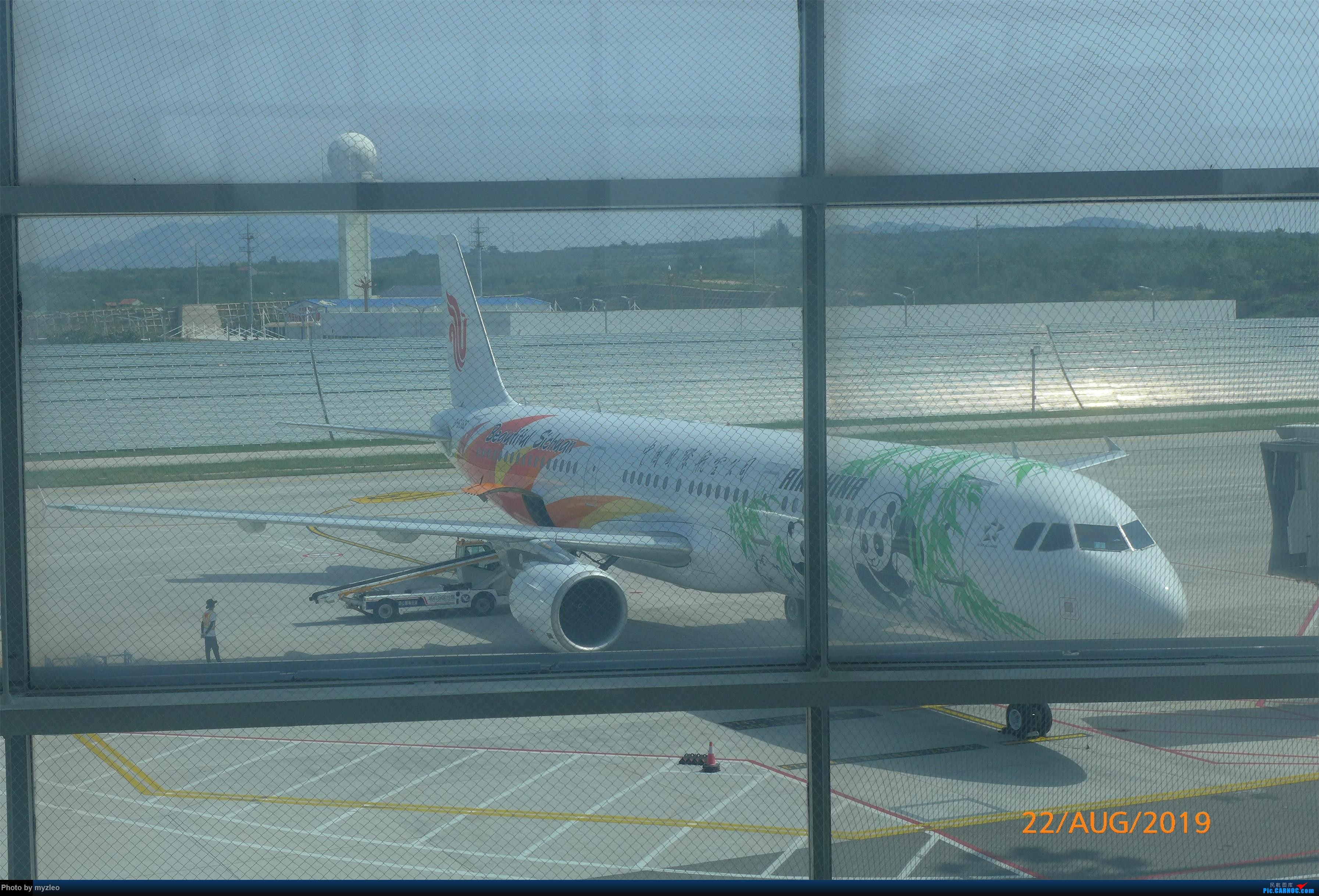 Re:[原创]【myzleo的游记5.2】梦圆一九(2)首访南苑把梦圆,初搭巴航连新缘 AIRBUS A321-200 B-6365 中国烟台蓬莱国际机场