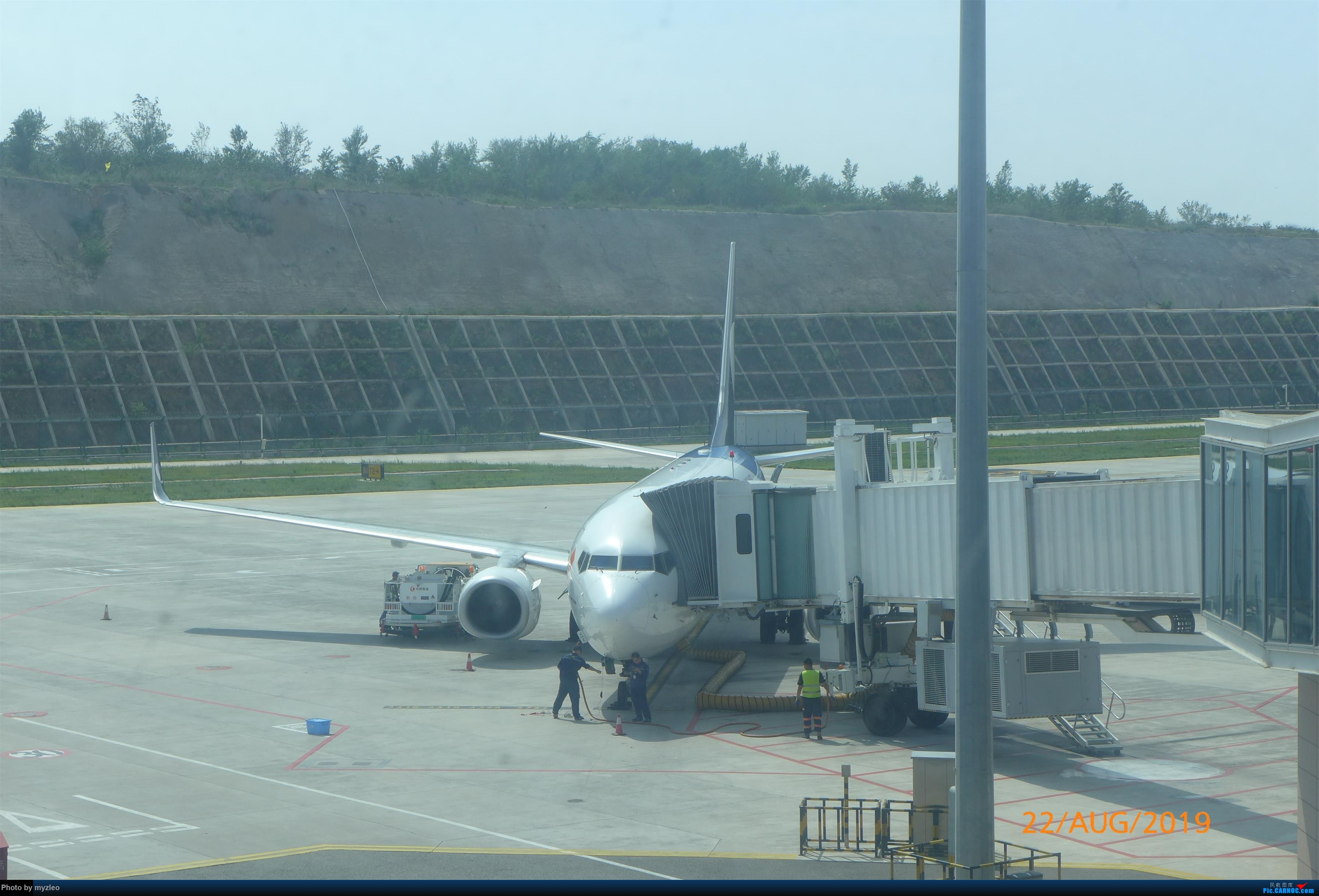 Re:[原创]【myzleo的游记5.2】梦圆一九(2)首访南苑把梦圆,初搭巴航连新缘 BOEING 737-800  中国烟台蓬莱国际机场