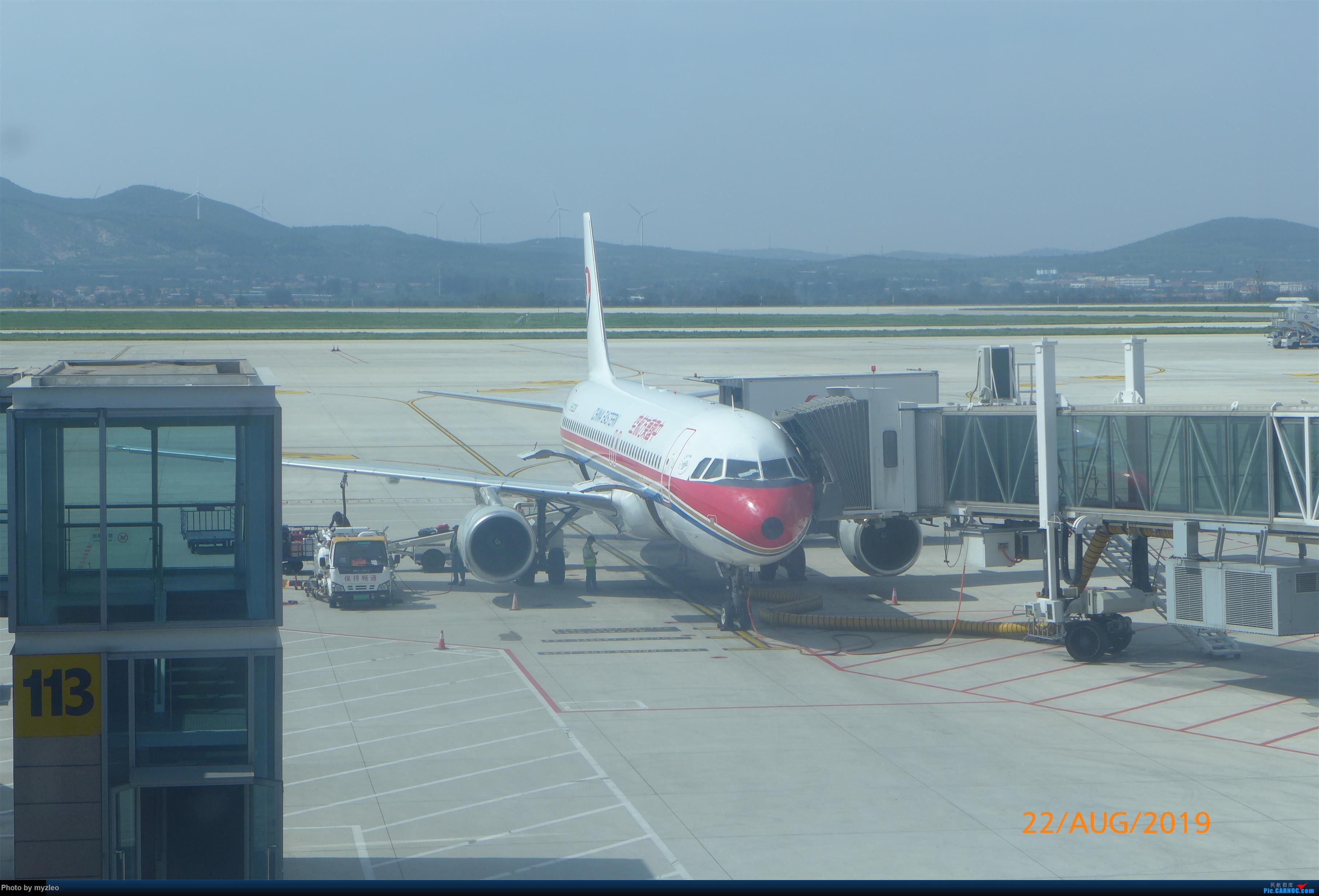 Re:[原创]【myzleo的游记5.2】梦圆一九(2)首访南苑把梦圆,初搭巴航连新缘 AIRBUS A320-200 B-8406 中国烟台蓬莱国际机场