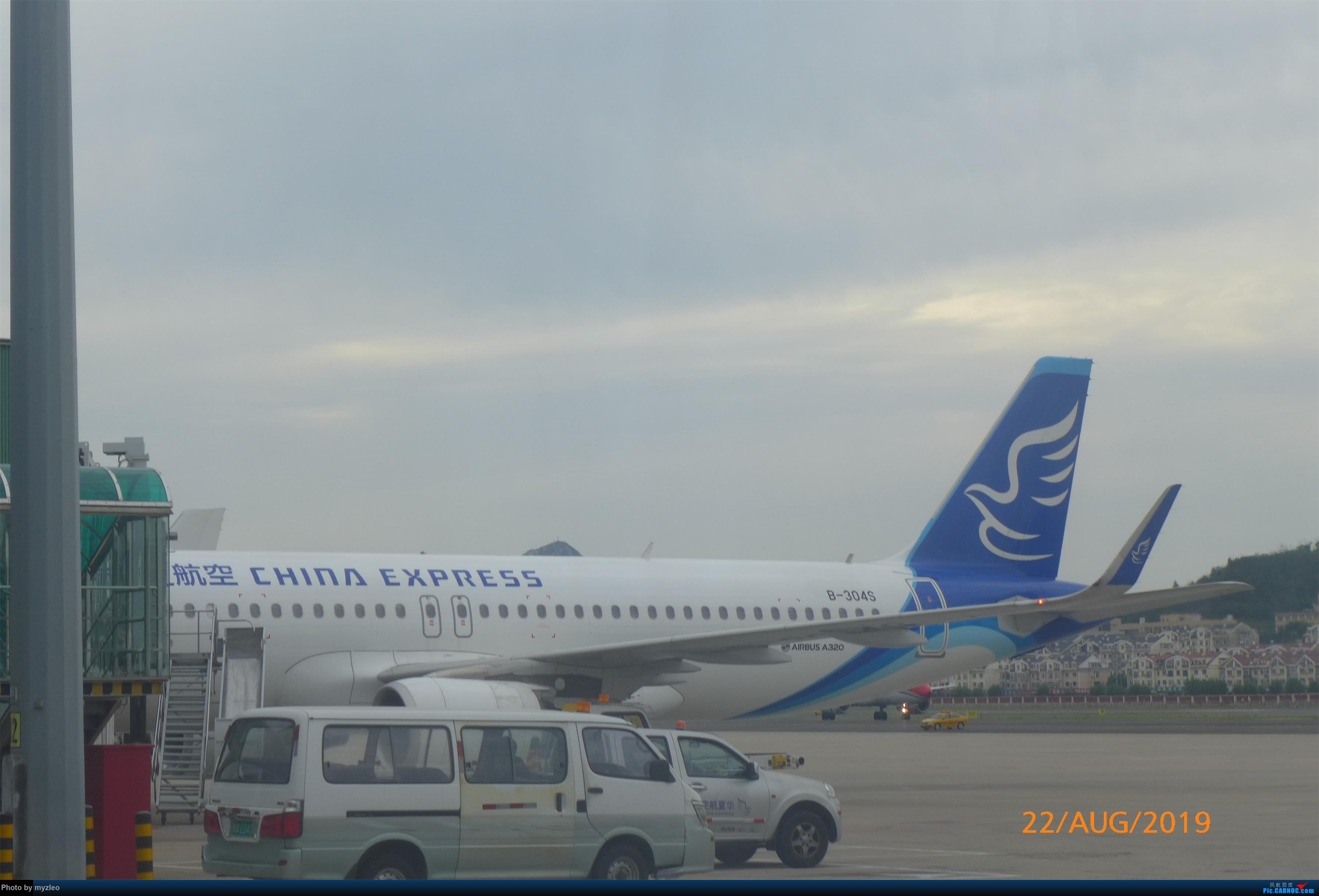 Re:[原创]【myzleo的游记5.2】梦圆一九(2)首访南苑把梦圆,初搭巴航连新缘 AIRBUS A320-200 B-304S 中国大连国际机场