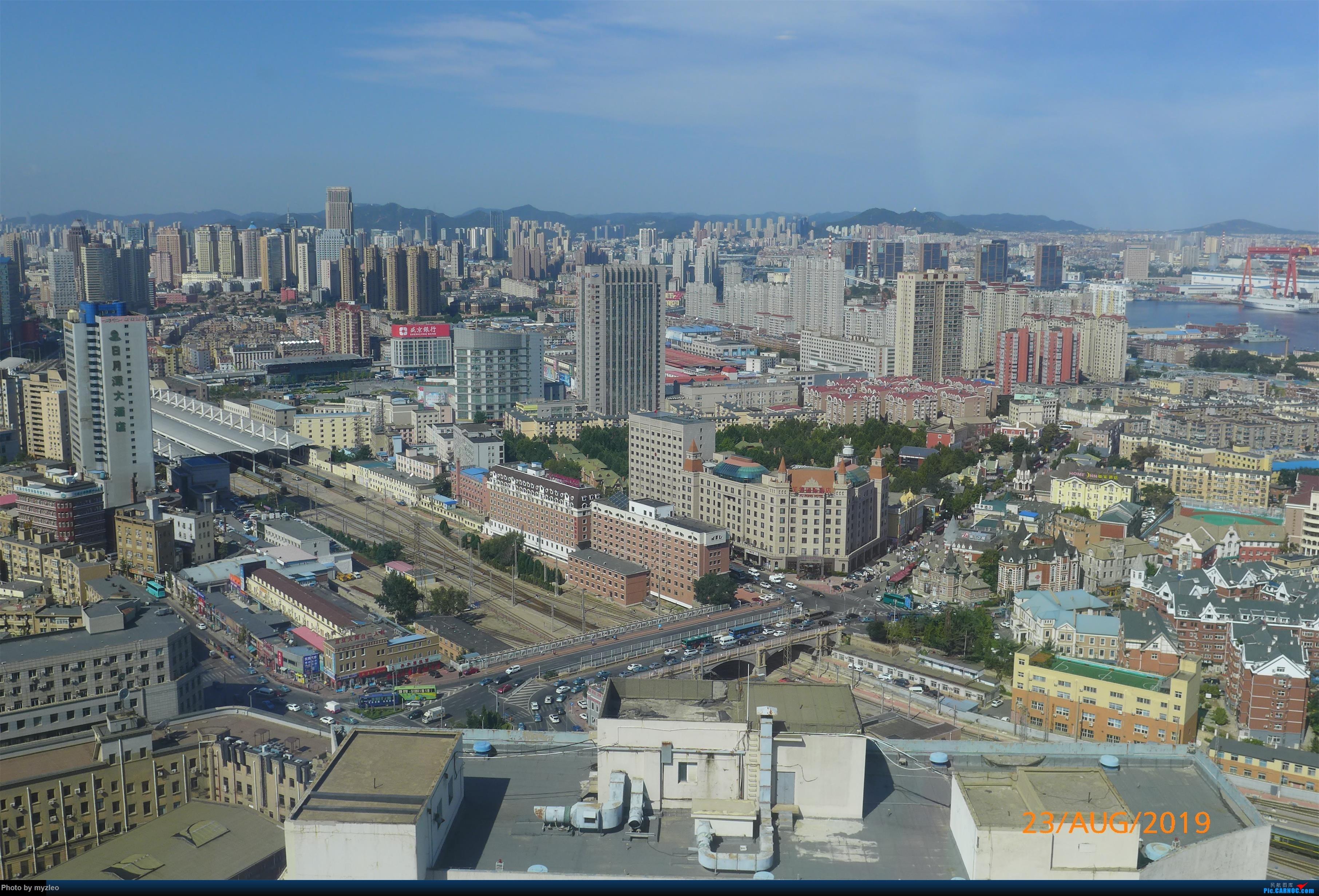 [原创]【myzleo的游记5.3】在大连各景点穿梭不停,坐东航319返回上海