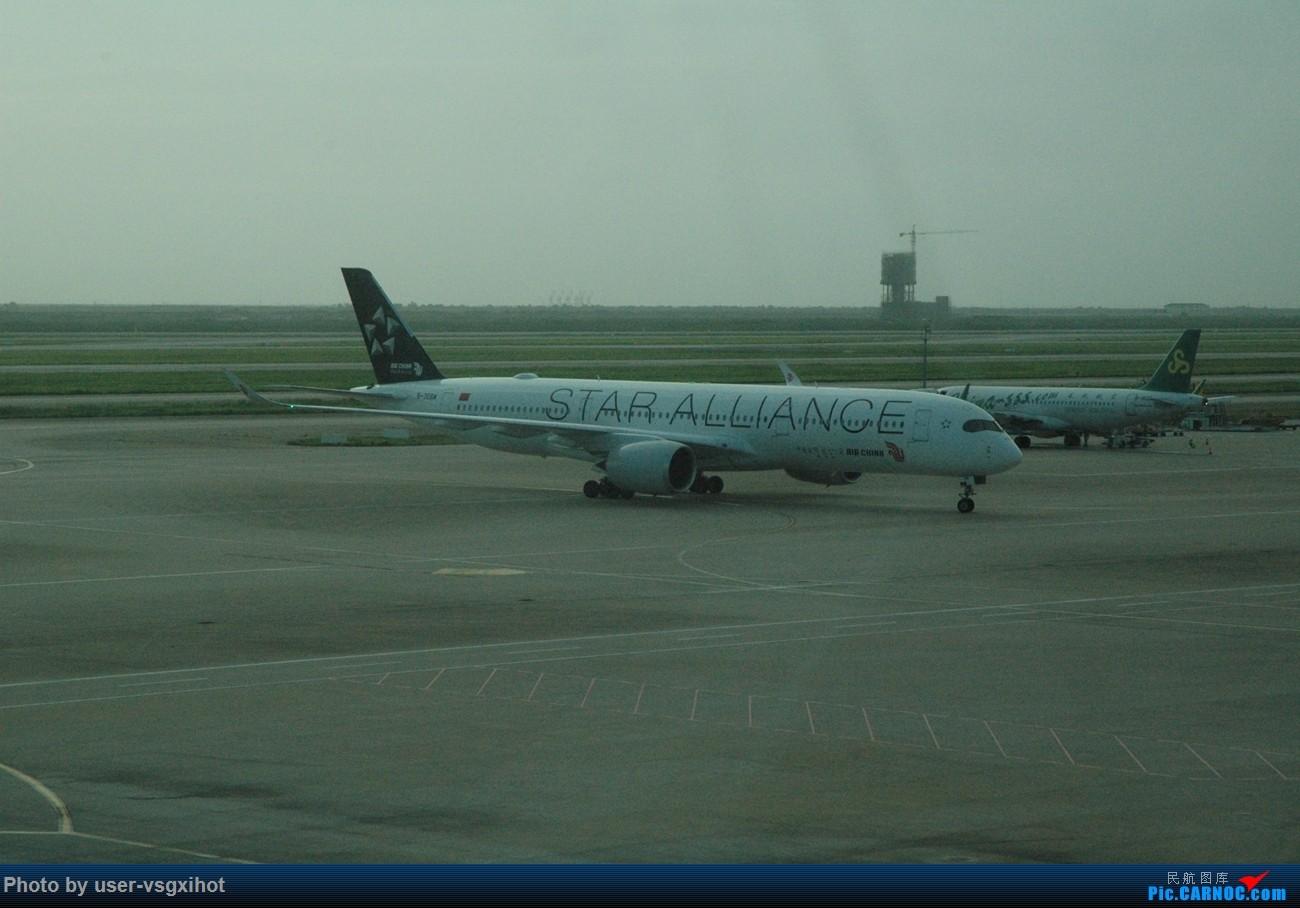 Re:[原创]【Hans游记(6)出埃及记】(PART 1)经阿航转机初识埃及,40度高温下の开罗一日游 AIRBUS A350-900 B-306N