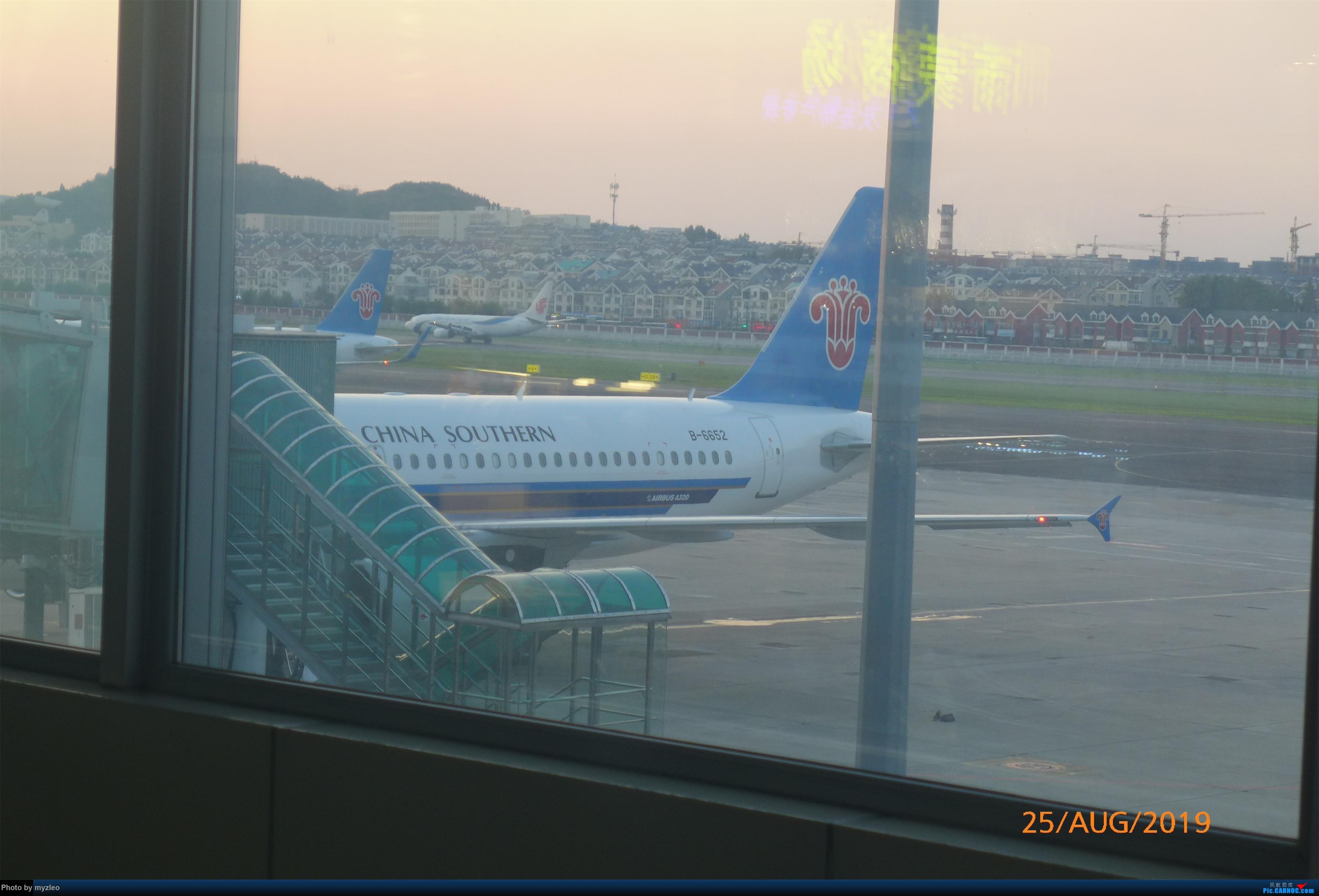 Re:[原创]【myzleo的游记5.3】在大连各景点穿梭不停,坐东航319返回上海 AIRBUS A320-200 B-6652 中国大连国际机场