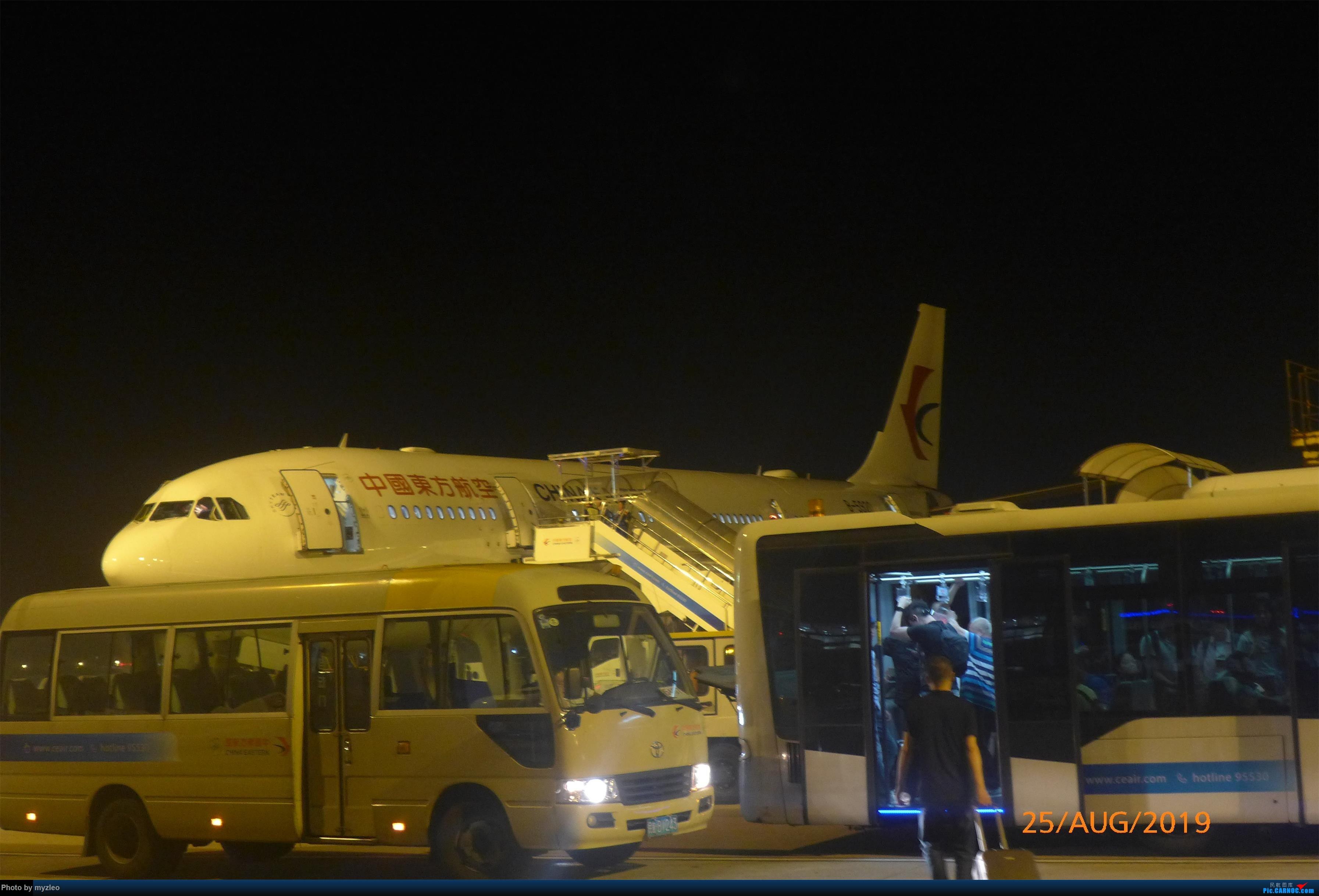 Re:[原创]【myzleo的游记5.3】在大连各景点穿梭不停,坐东航319返回上海 AIRBUS A330-200 B-5920 中国上海浦东国际机场
