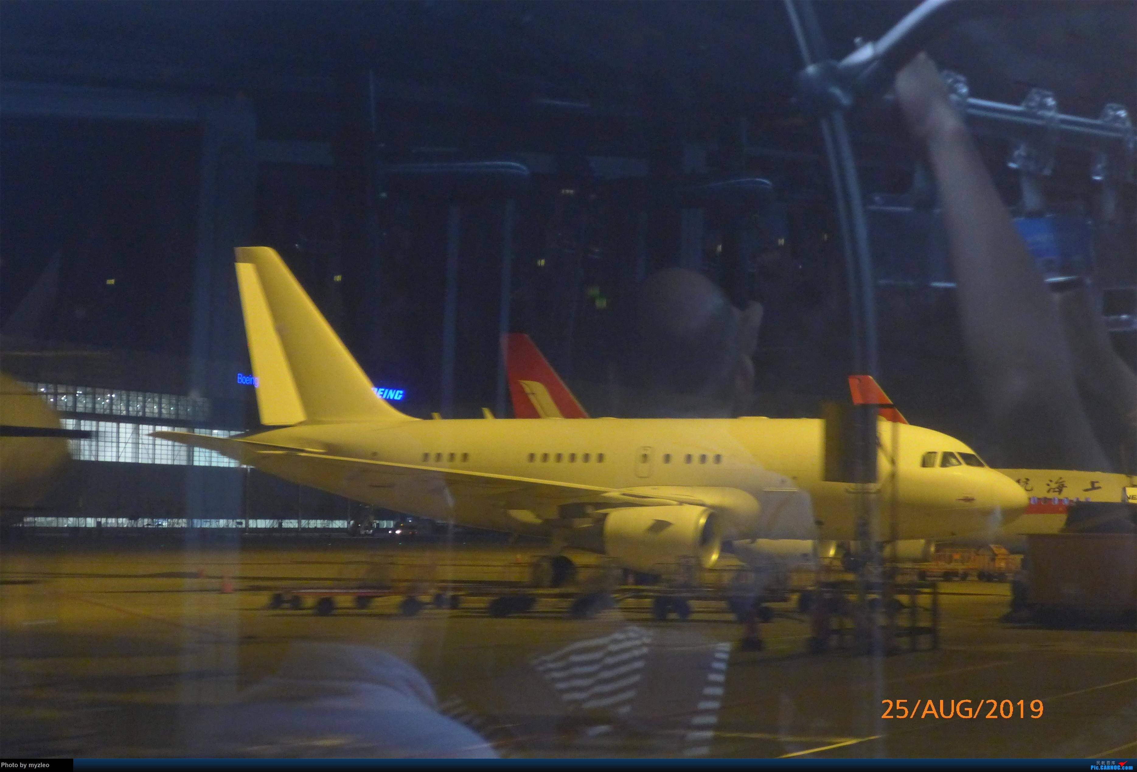 Re:[原创]【myzleo的游记5.3】在大连各景点穿梭不停,坐东航319返回上海 AIRBUS A320  中国上海浦东国际机场