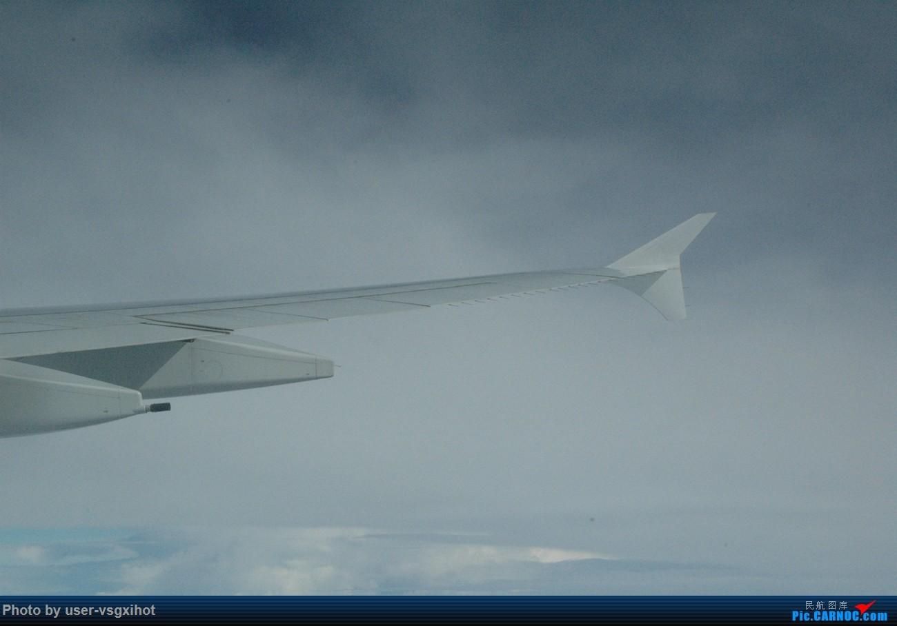 Re:[原创]【Hans游记(6)出埃及记】(PART 1)经阿航转机初识埃及,40度高温下の开罗一日游 AIRBUS A380-800 A6-EOA 空中