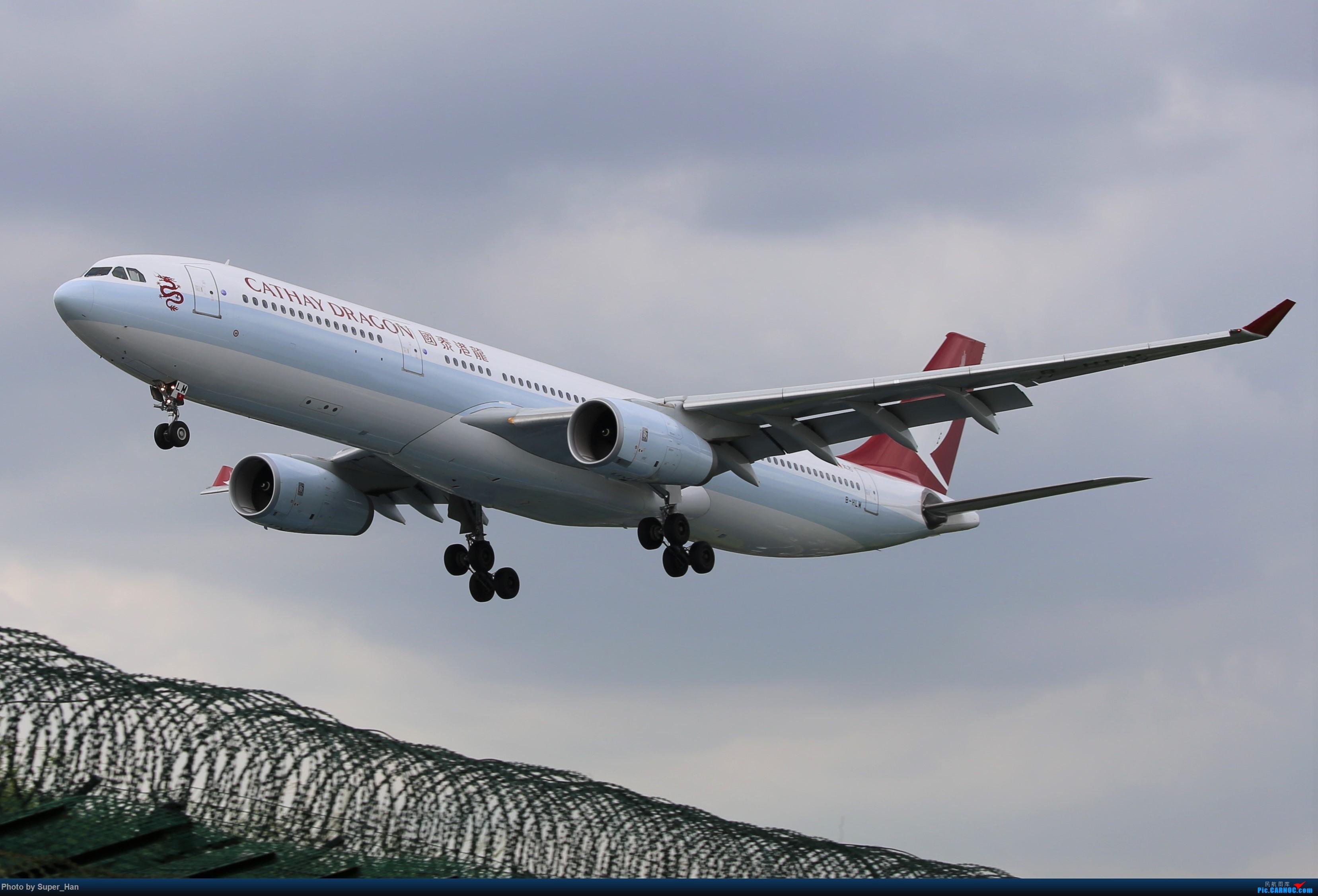 Re:[原创]0831初访XMN AIRBUS A330-300 B-HLM 中国厦门高崎国际机场