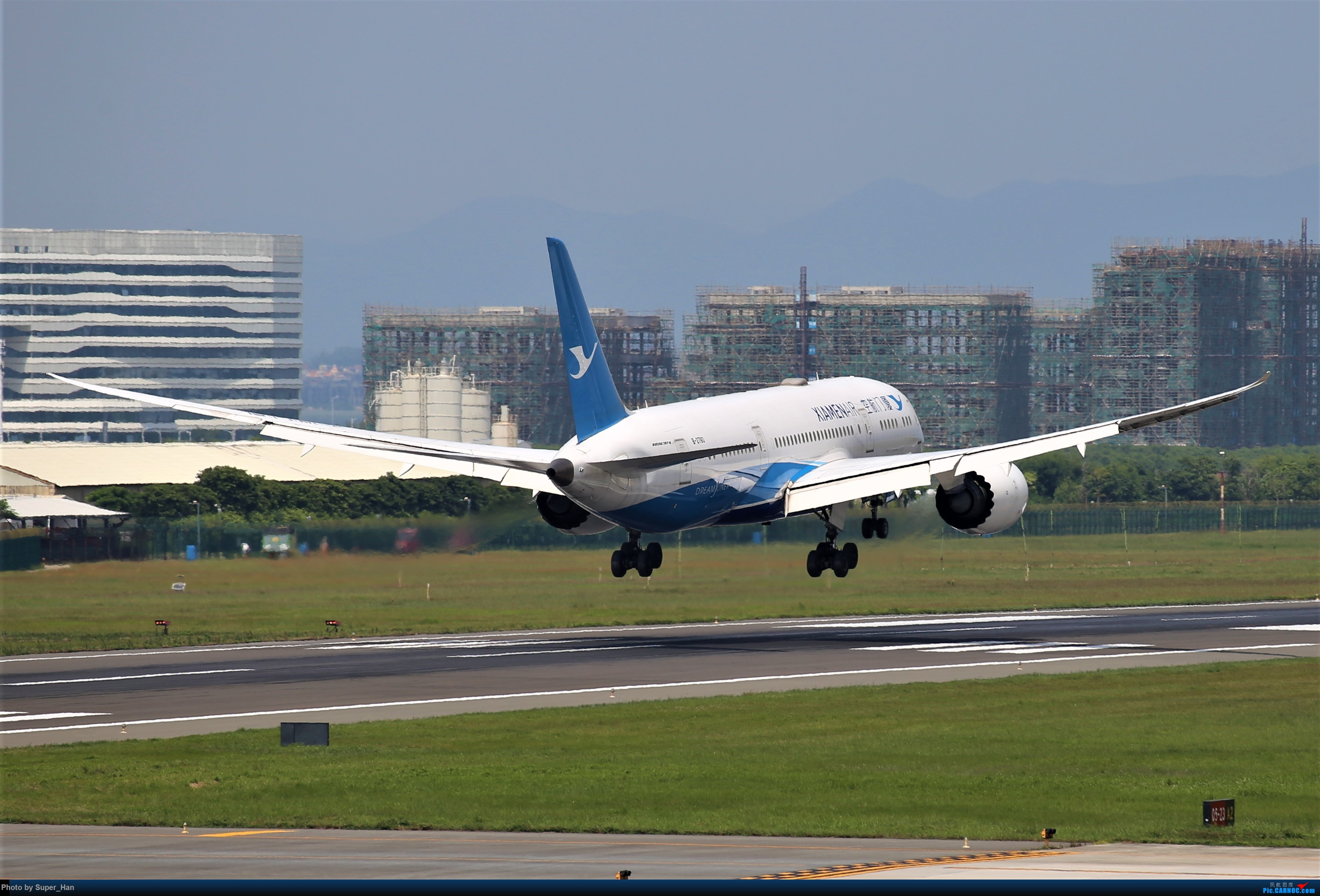 Re:[原创]0831初访XMN BOEING 787-8 B-2760 中国厦门高崎国际机场
