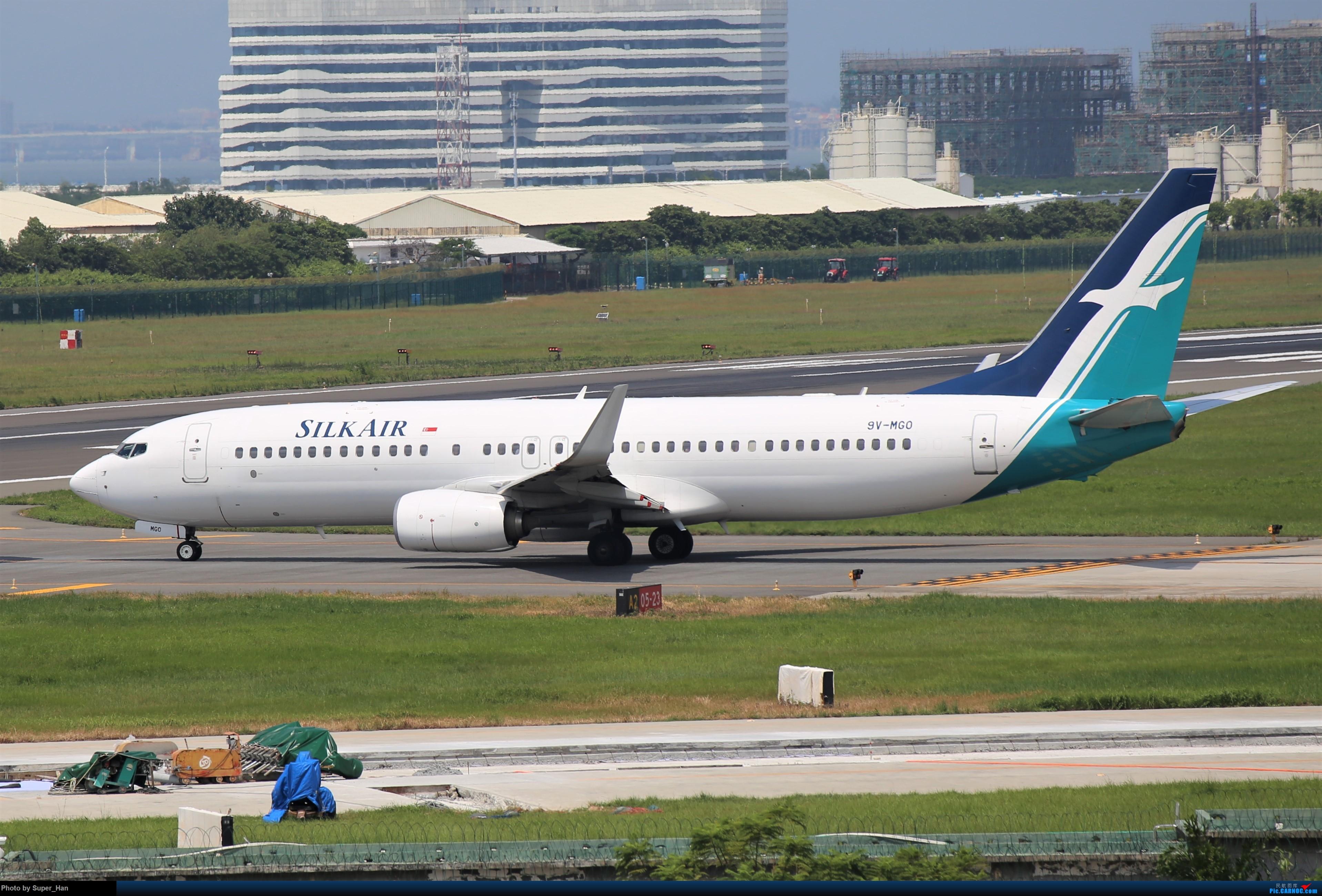 Re:[原创]0831初访XMN BOEING 737-800 9V-MGO 中国厦门高崎国际机场
