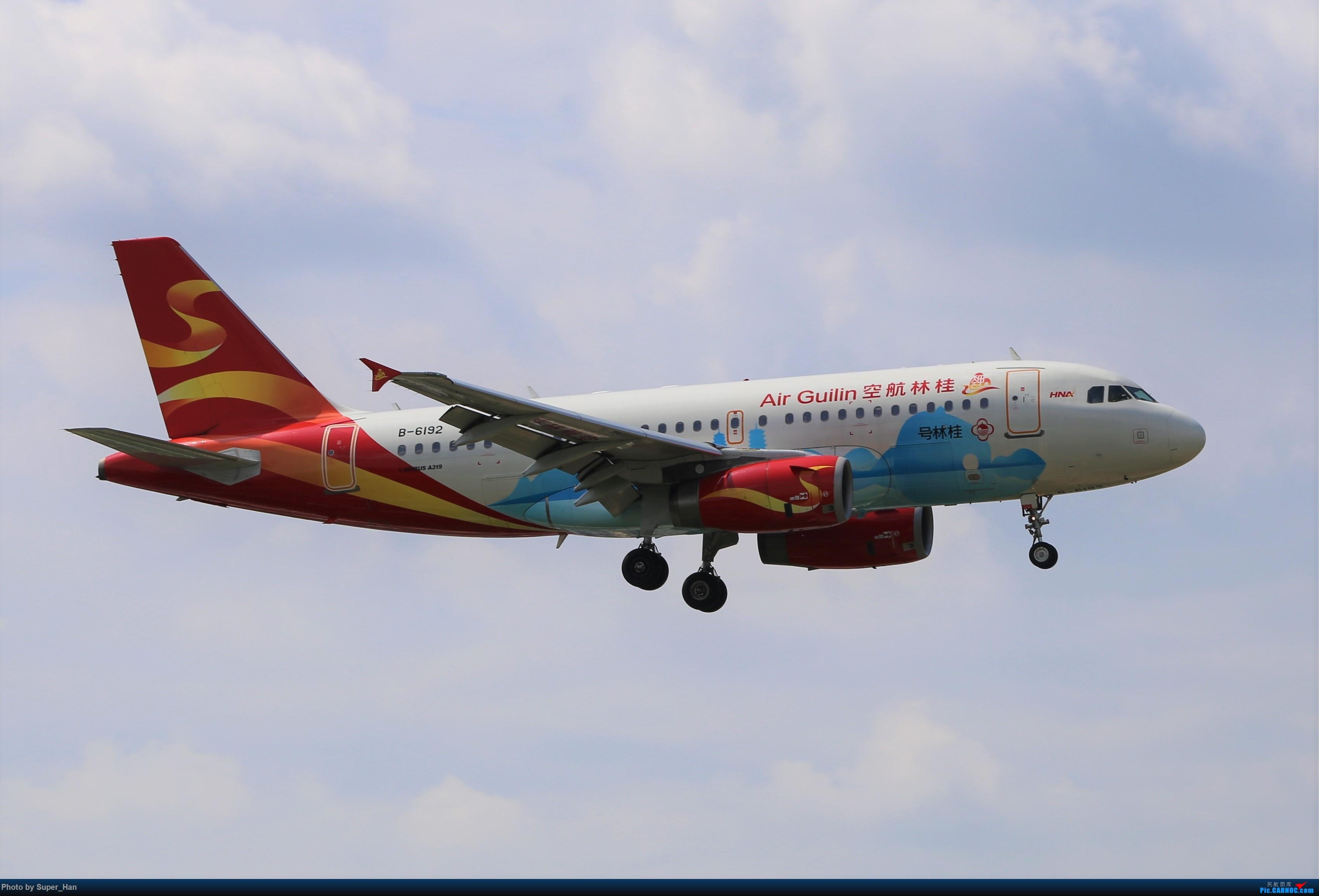 Re:[原创]0831初访XMN AIRBUS A319-100 B-6192 中国厦门高崎国际机场
