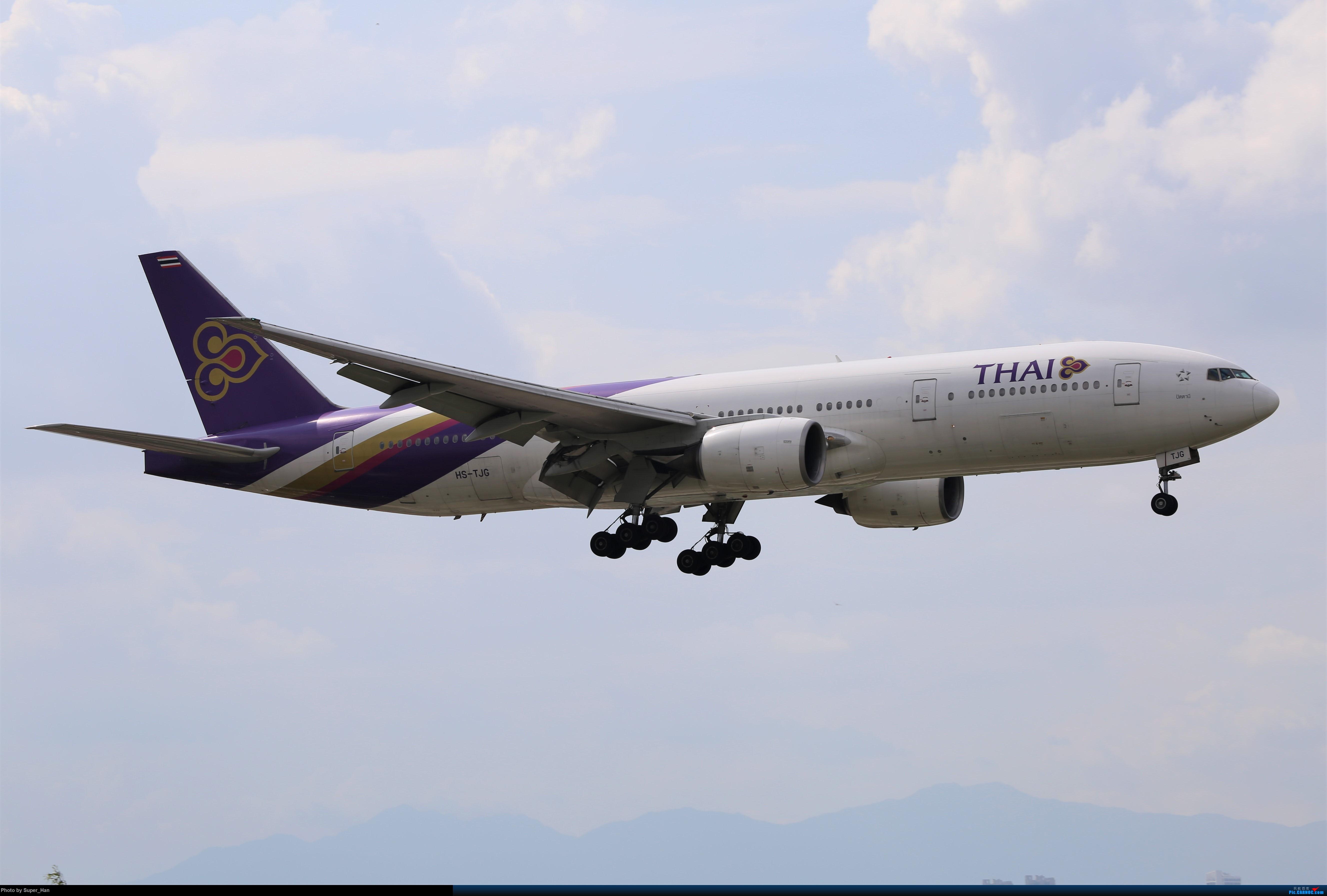 Re:[原创]0831初访XMN BOEING 777-200 HS-TJG 中国厦门高崎国际机场