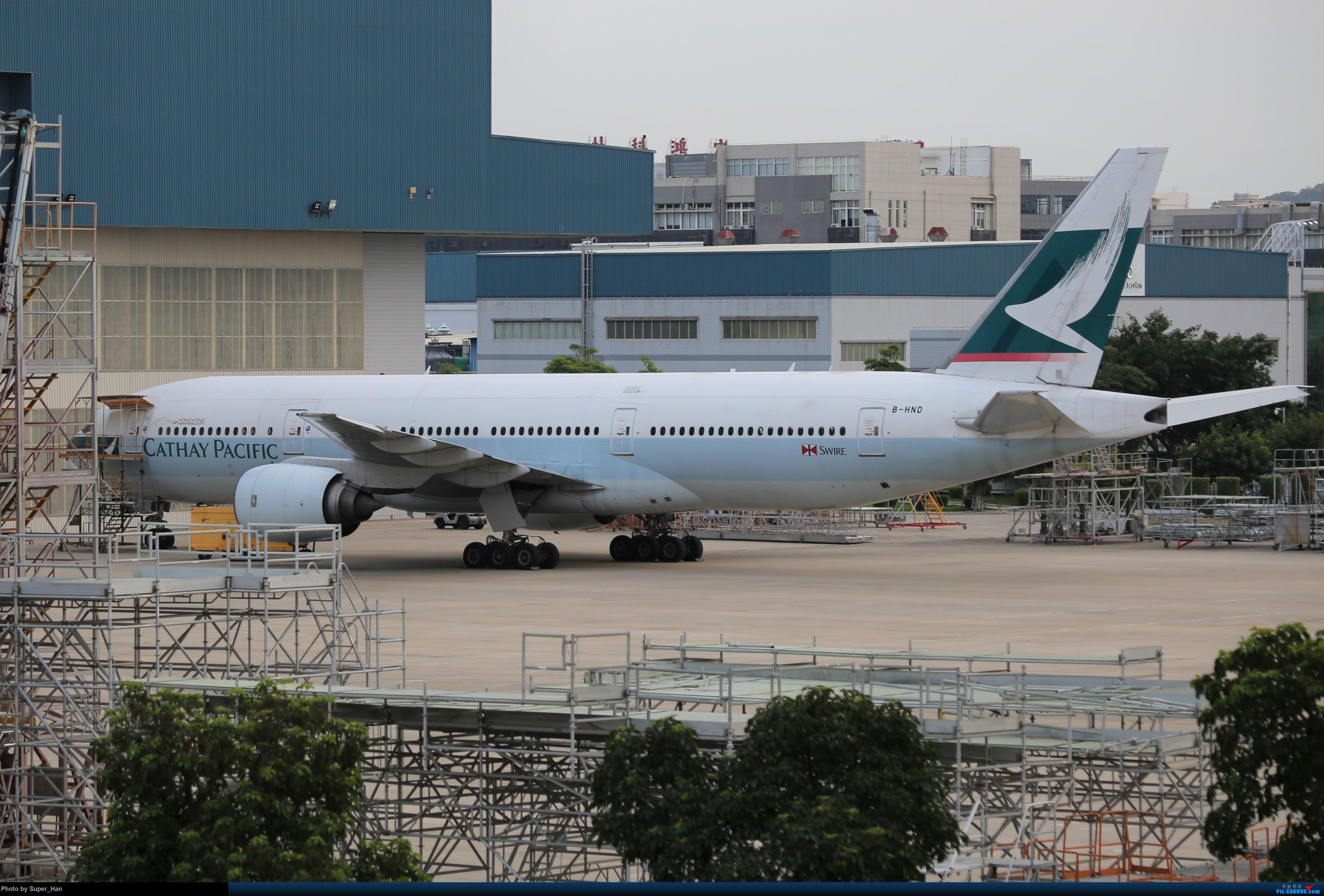 Re:[原创]0831初访XMN BOEING 777-200 B-HND 中国厦门高崎国际机场